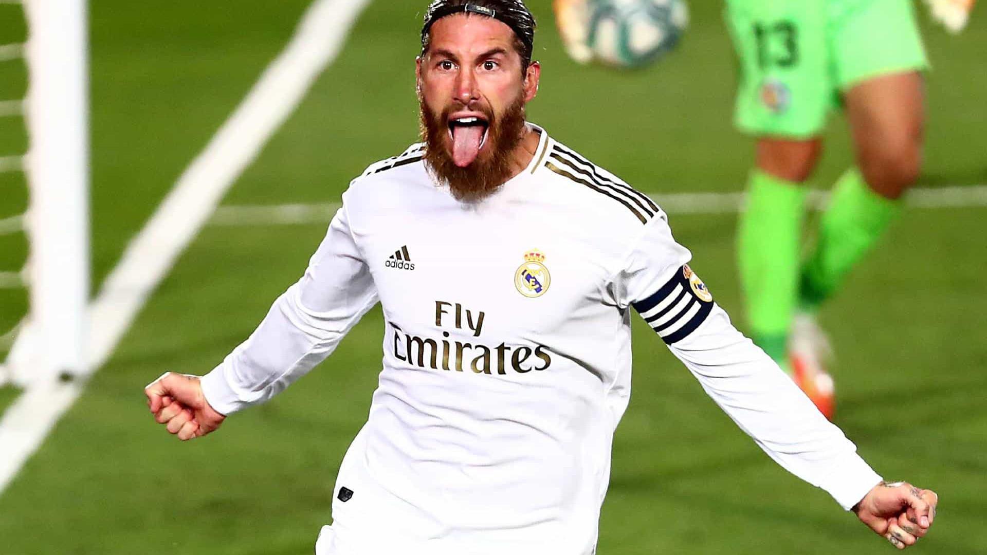 Sergio Ramos pode desfalcar Real na Champions; exame descarta lesão grave