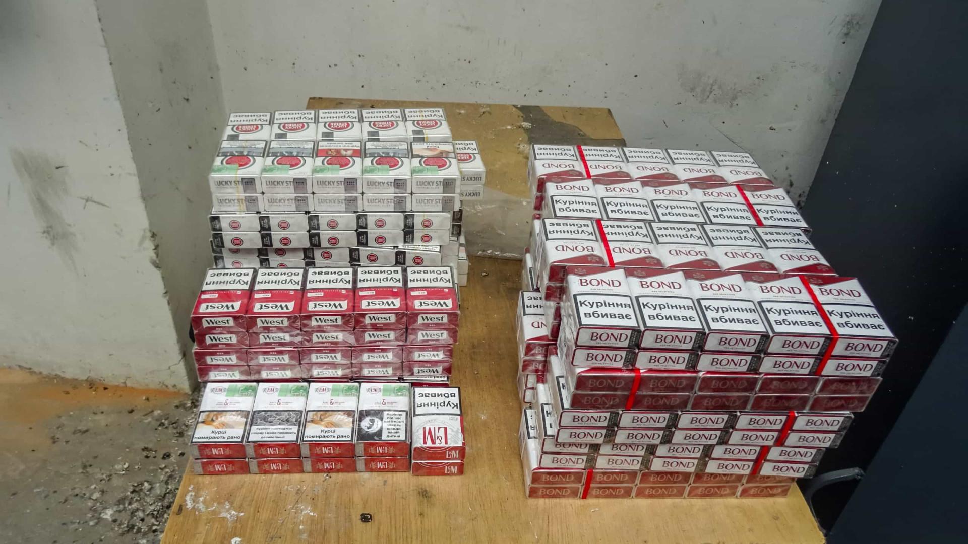 Polícia apreende 360 mil maços de cigarros contrabandeados no interior de SP