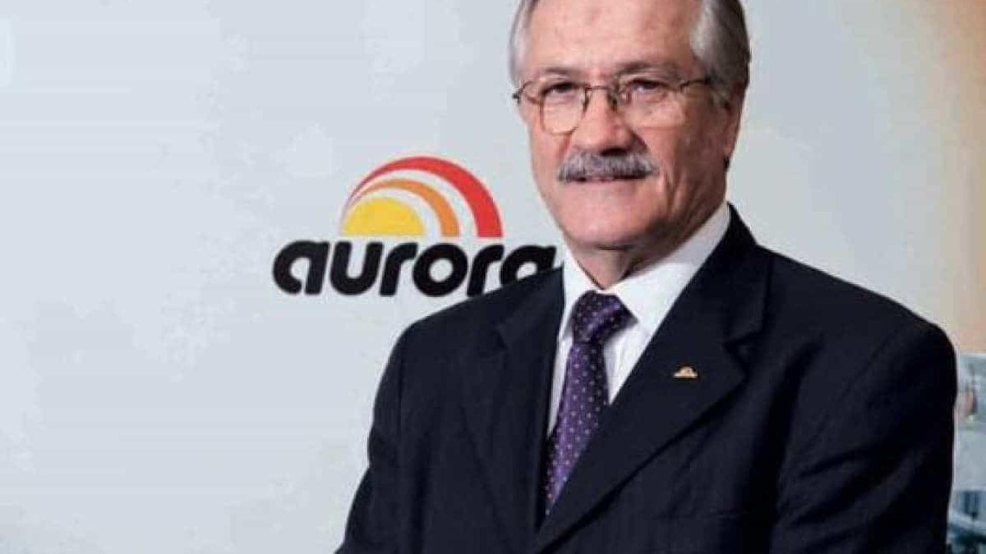 Morre o empresário Mário Lanznaster, presidente da Aurora Alimentos