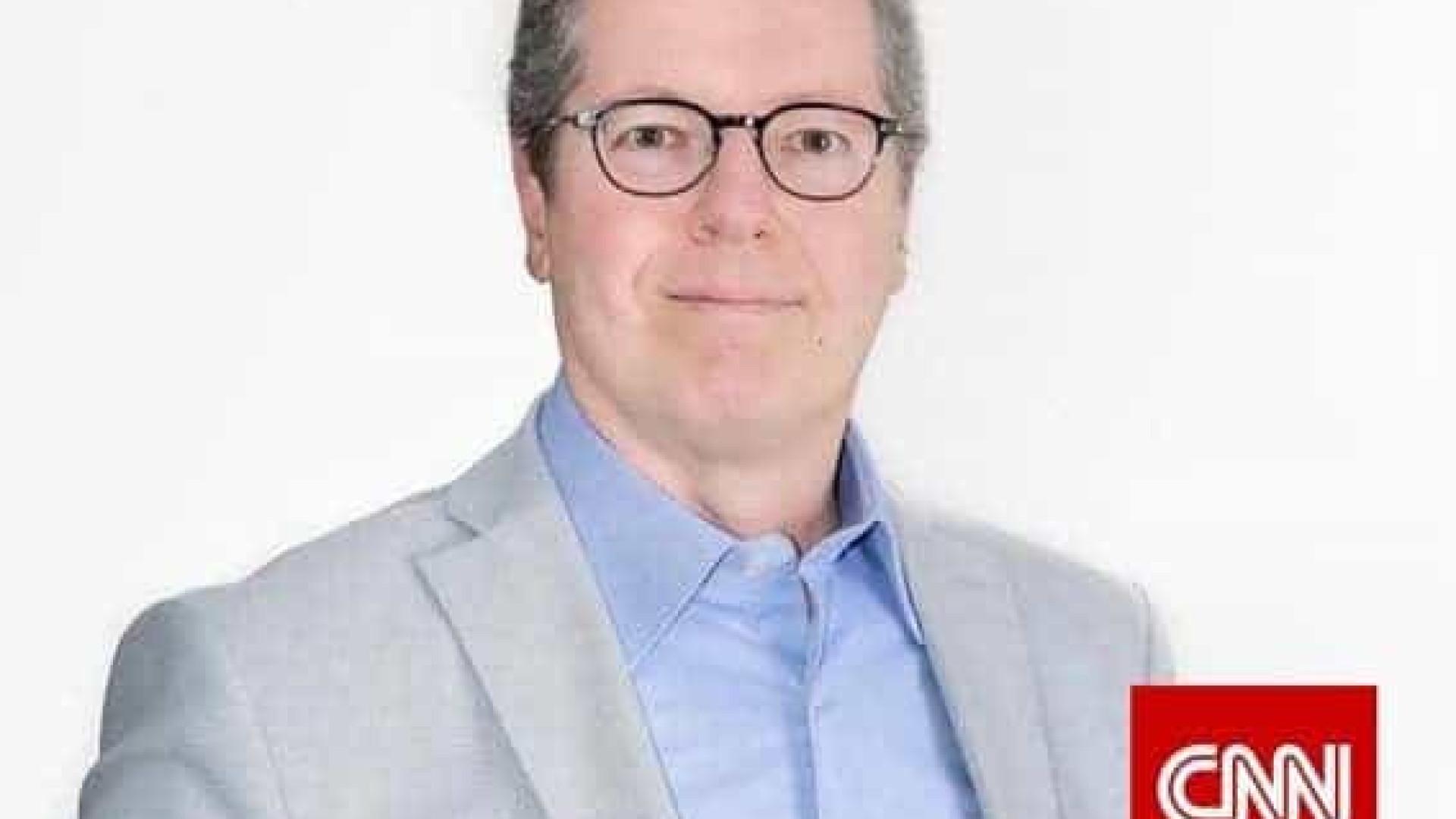 Márcio Gomes deixa a Globo pela CNN Brasil