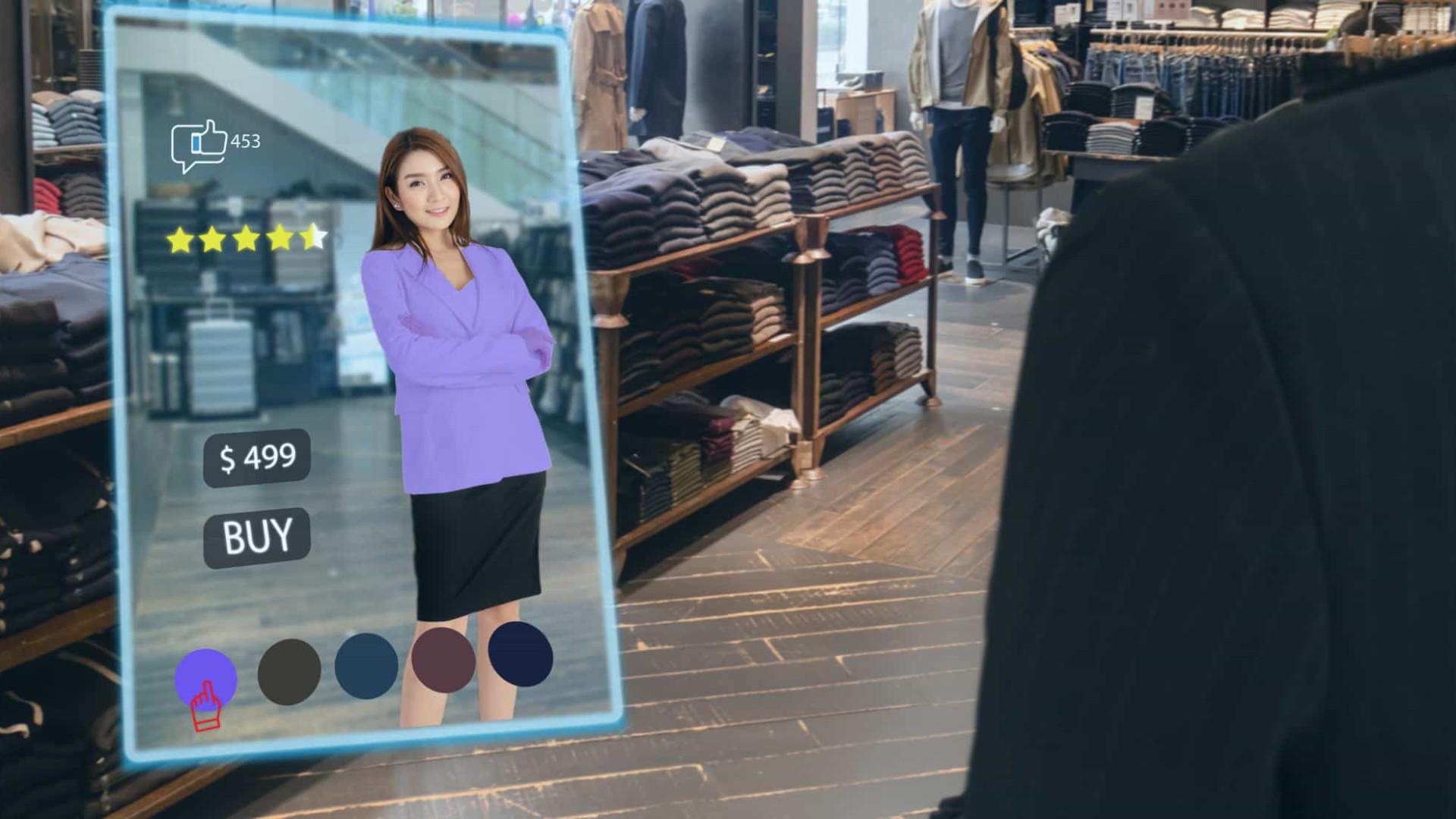 A moda agora é look do dia virtual, roupas de pixels só para arrasar nas redes sociais