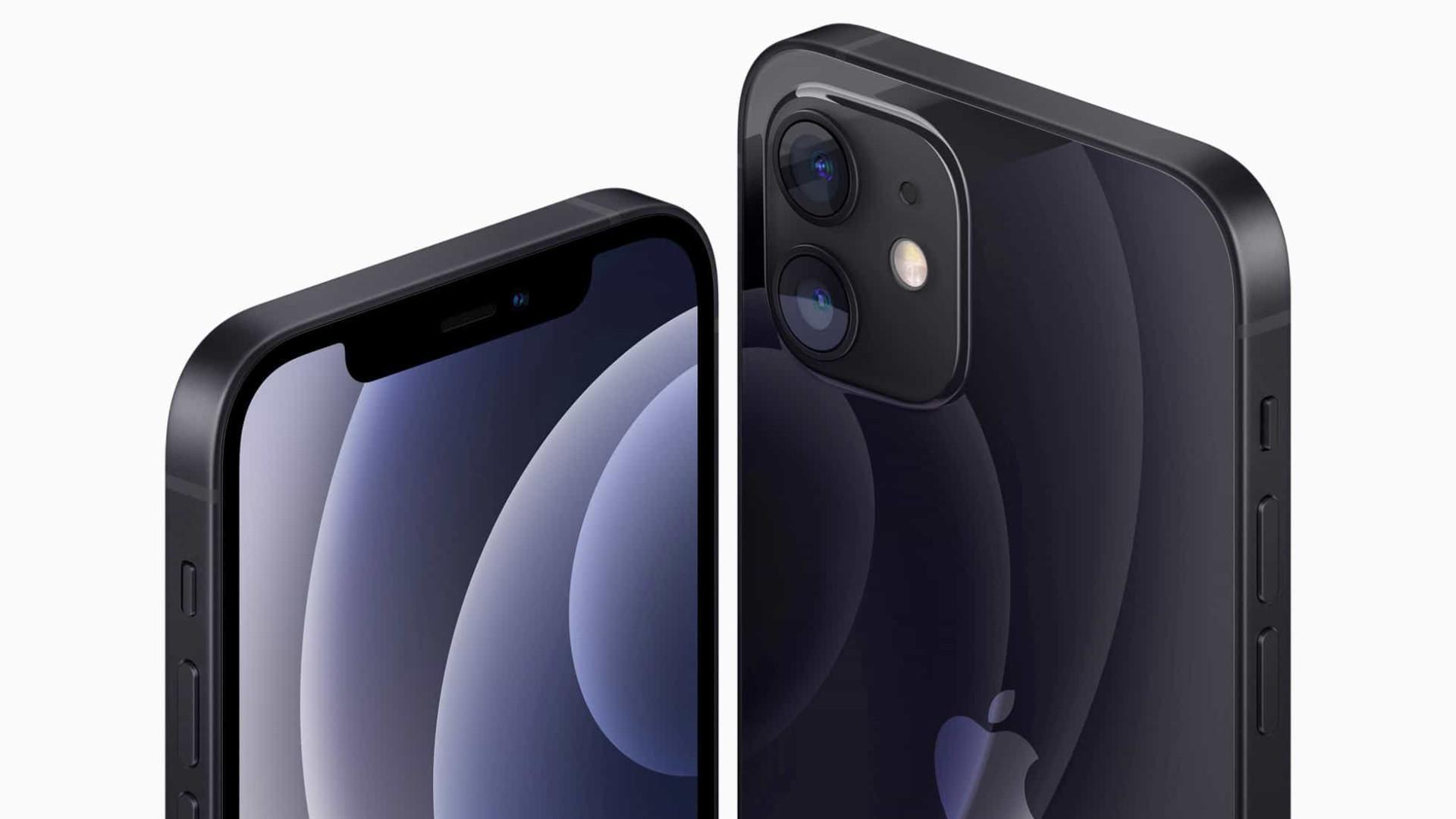 Reveladas baterias do iPhone 12 e iPhone 12 mini