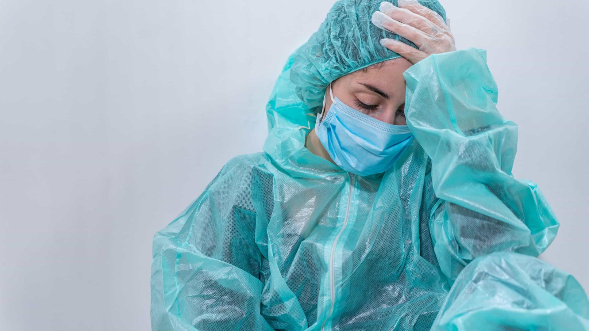 Brasil tem média móvel de 546 óbitos por dia devido ao novo coronavírus
