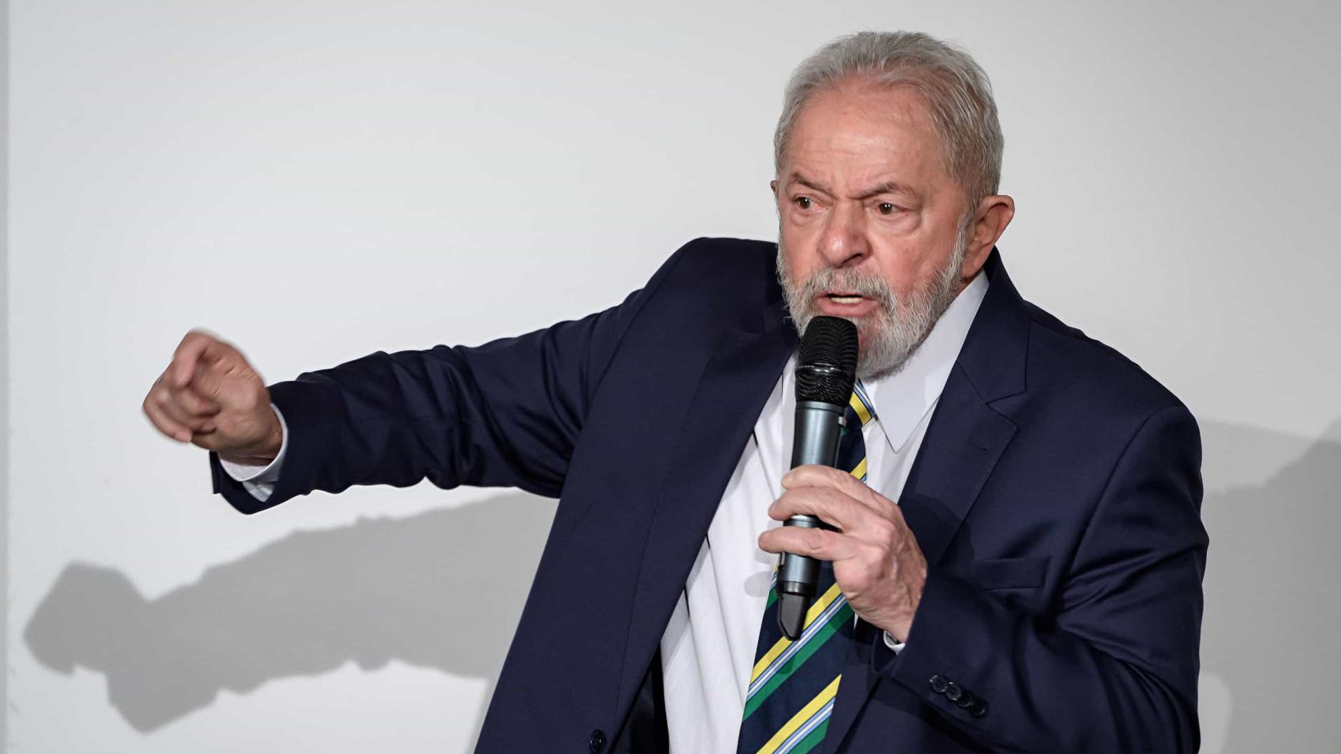 Lula pede ao STF anulação de decisão que devolveu ação do tríplex ao TRF4