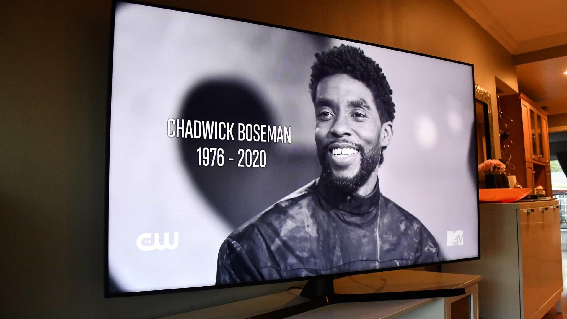 Netflix faz campanha para Chadwick Boseman ser indicado ao Oscar em 2021