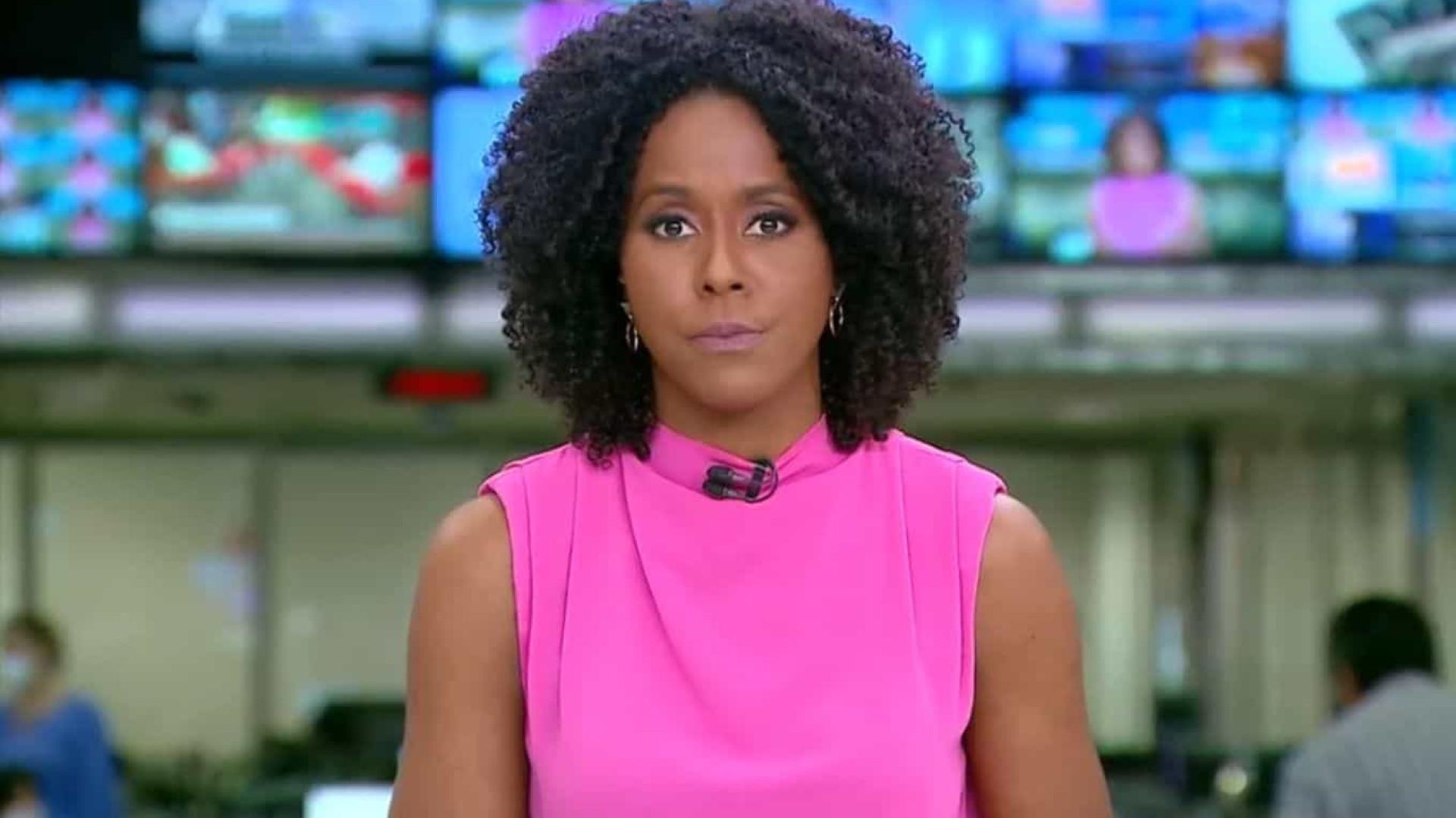 Maju Coutinho critica lógica racista de que 'preto parado é suspeito e correndo é culpado'