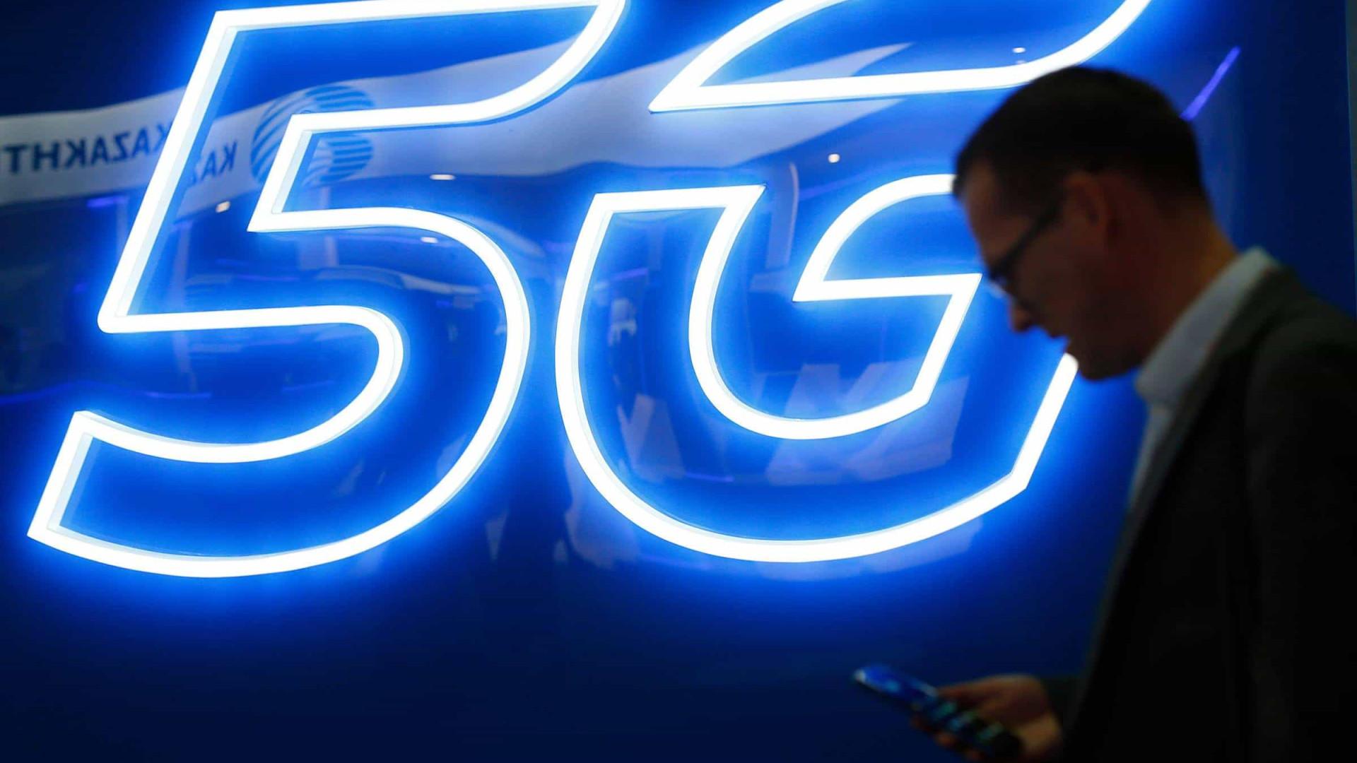 País ainda está analisando e estudando questão do 5G, diz Guedes