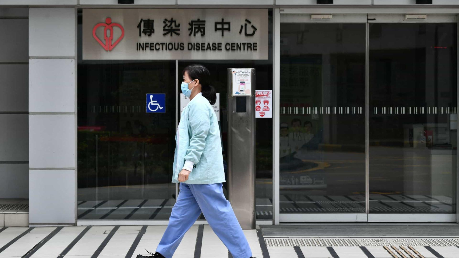 Hong Kong enfrenta fungo potencialmente letal que infectou 136 pessoas