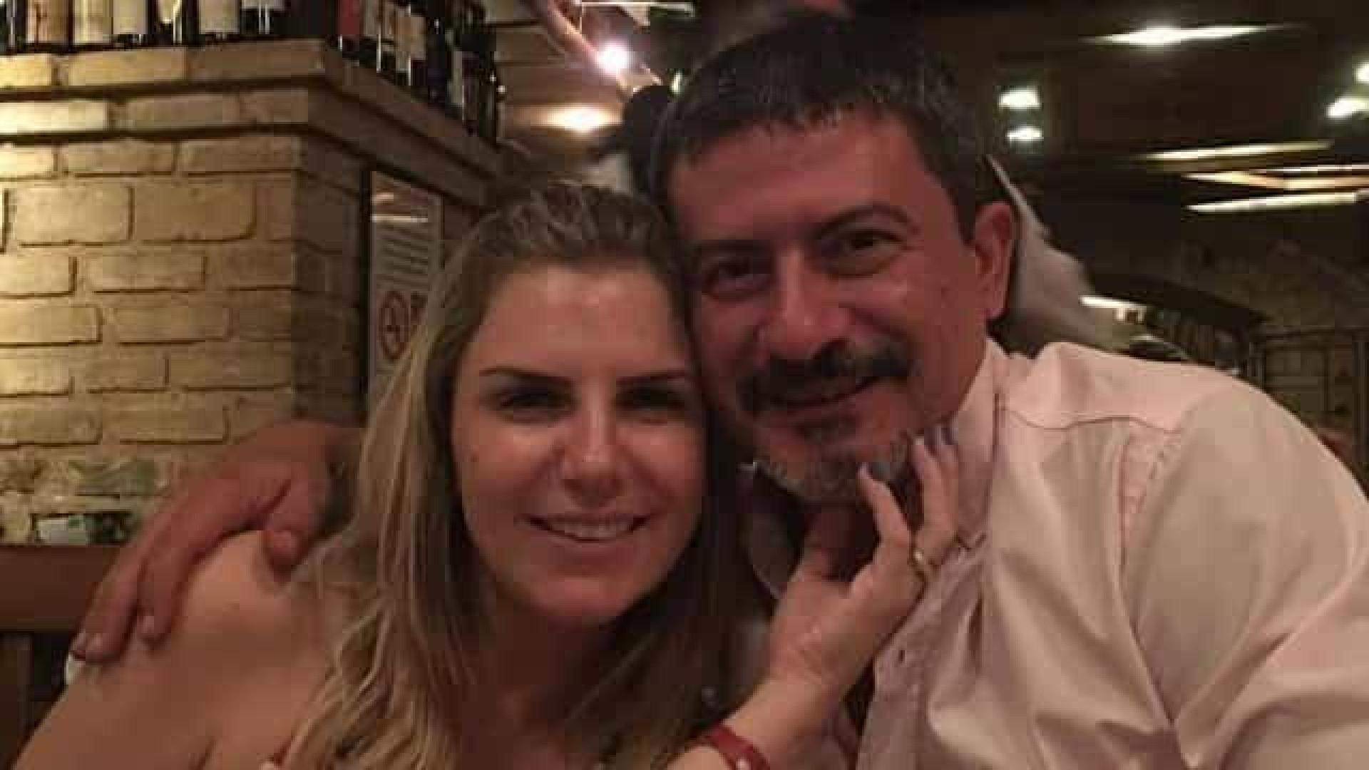 Ex-mulher de Tom Veiga diz que ator teve vergonha de denunciar Cybelle Hermínio