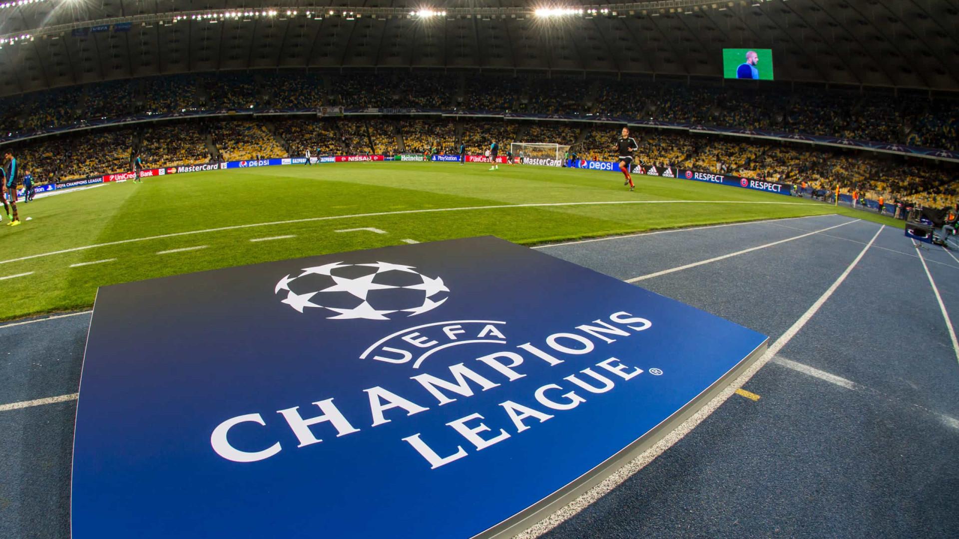 PSG e Barcelona se enfrentam nas oitavas da Champions