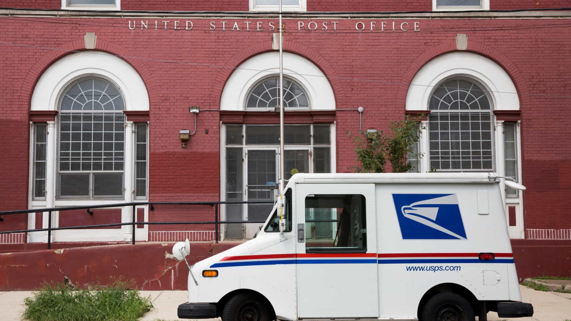 EUA: Carteiro é preso por cartas não entregues, incluindo votos