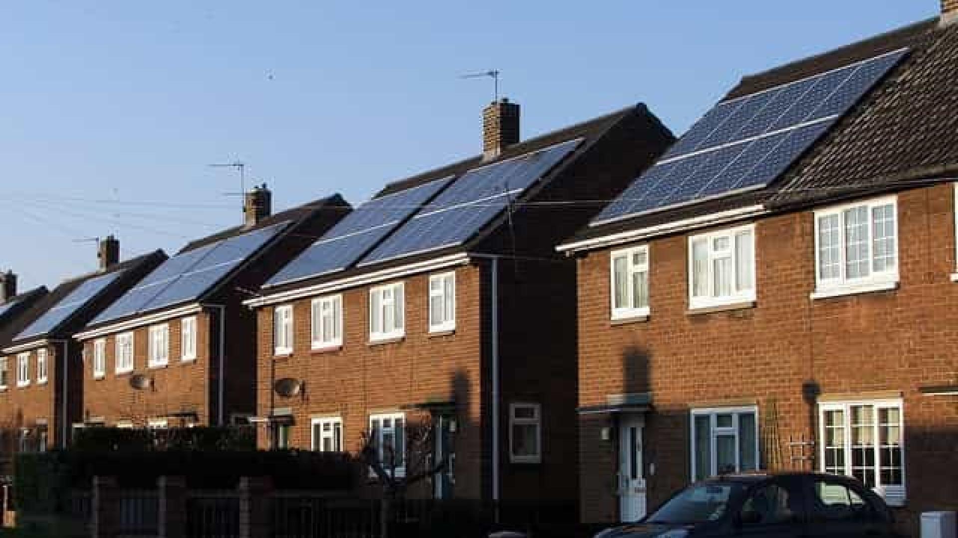 Preço de casas no Reino Unido bate recorde em outubro