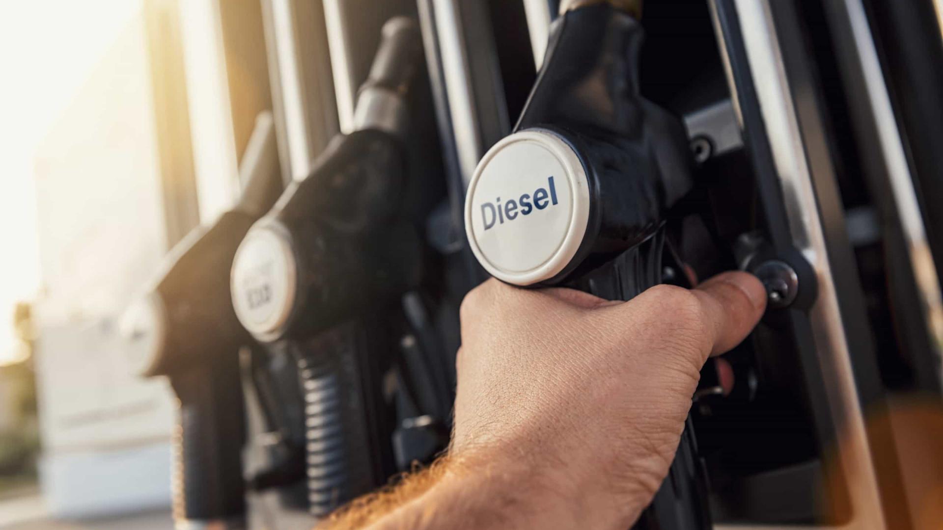 Estudo aponta que diesel no Brasil é um dos mais caros