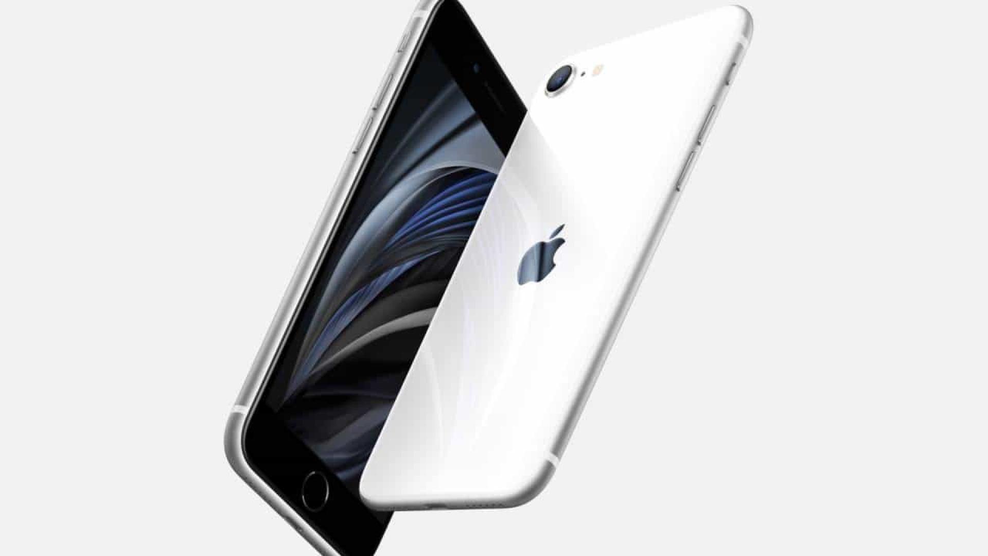 Terceira geração do iPhone SE pode estar a caminho