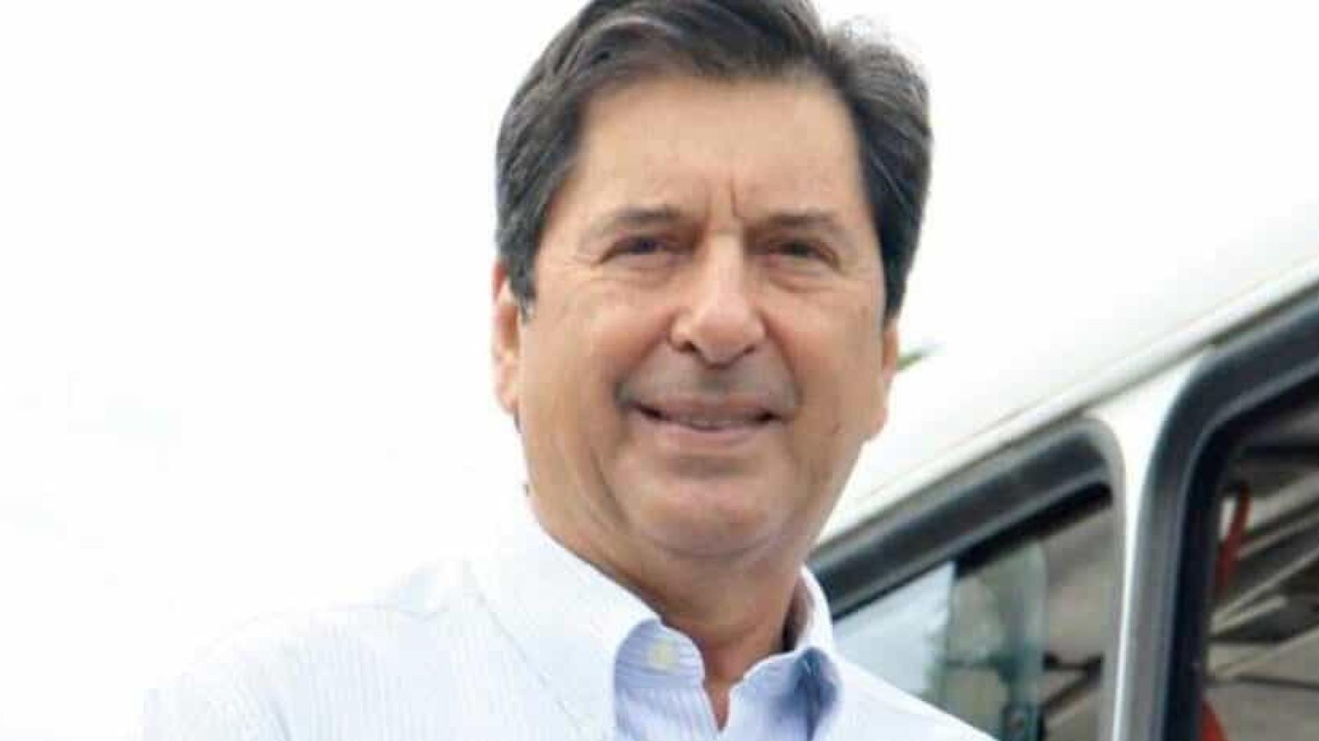 Prefeito eleito em Goiânia está na UTI e não sabe da vitória