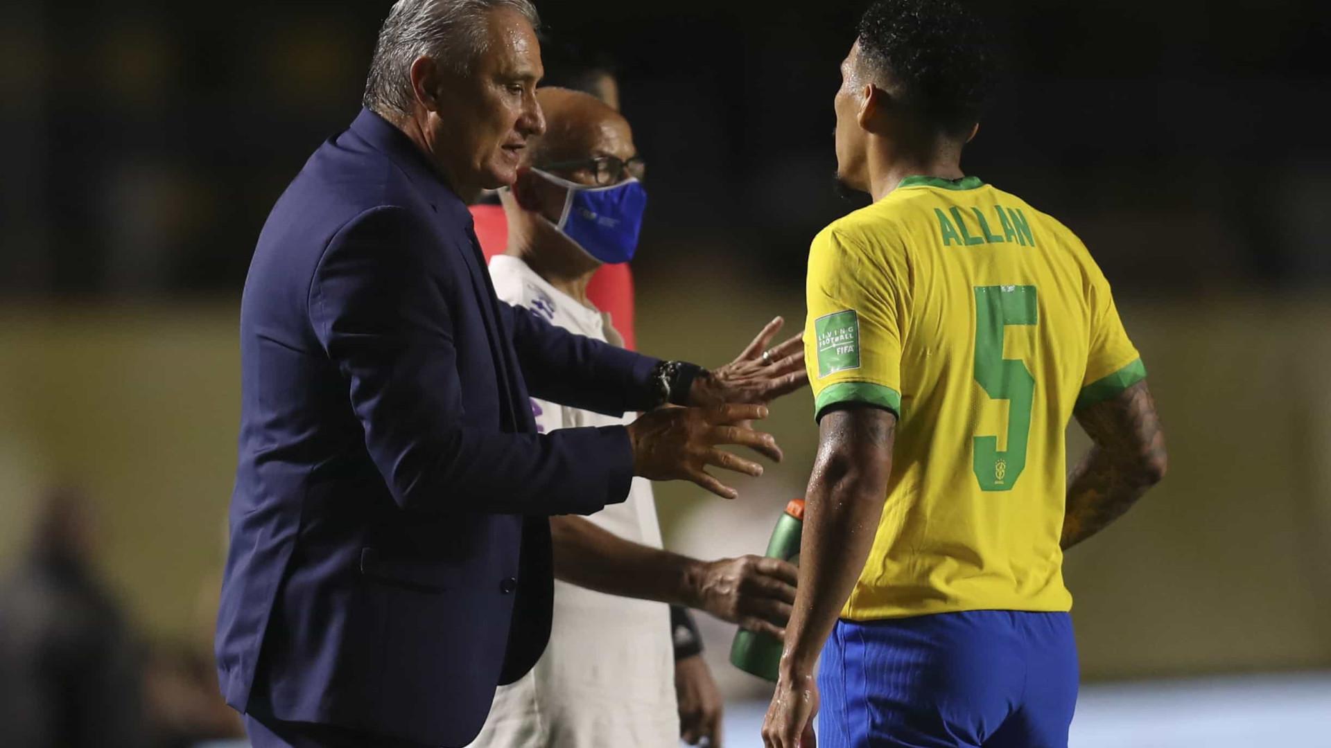 No Uruguai, Brasil tem seu 1º grande desafio nas eliminatórias