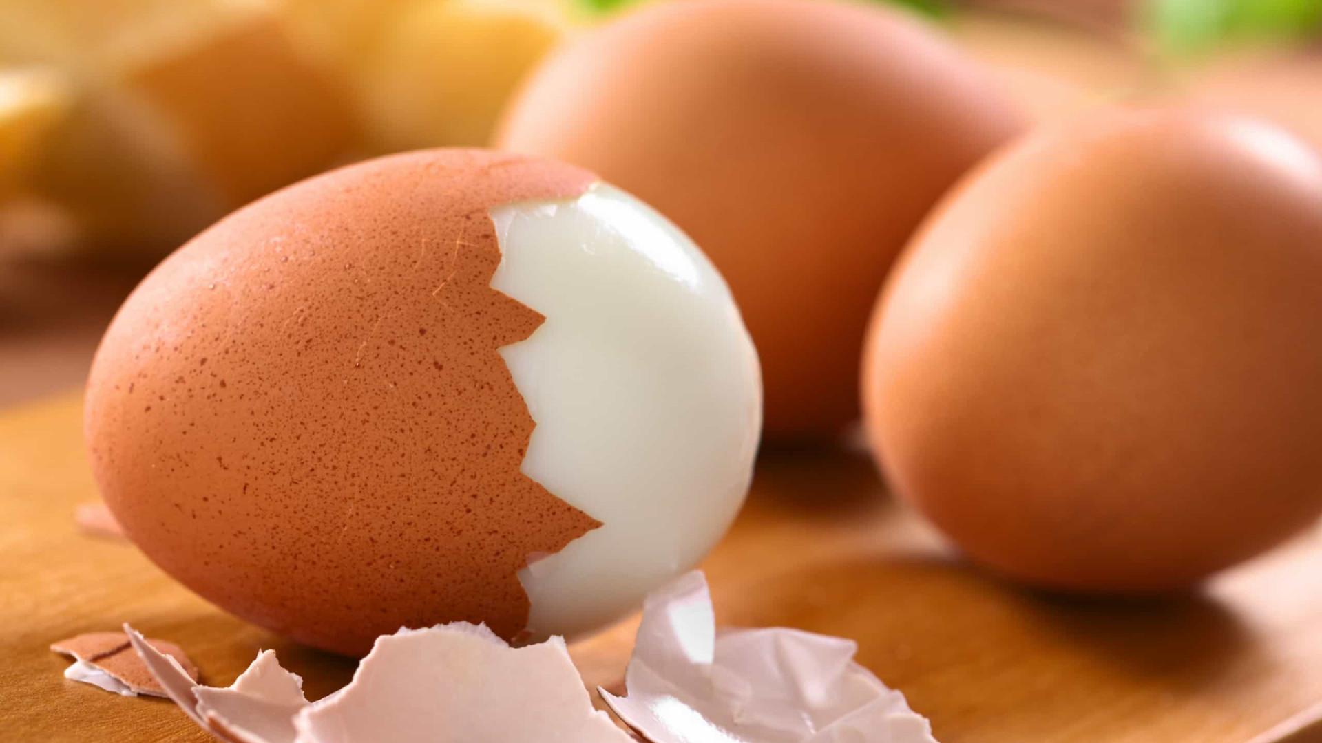 Dicas de chef para preparar o ovo cozido perfeito