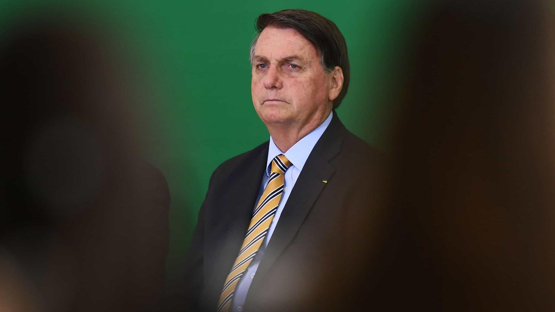 Em evento, Bolsonaro afirma que a liberdade passa por 'nós militares'