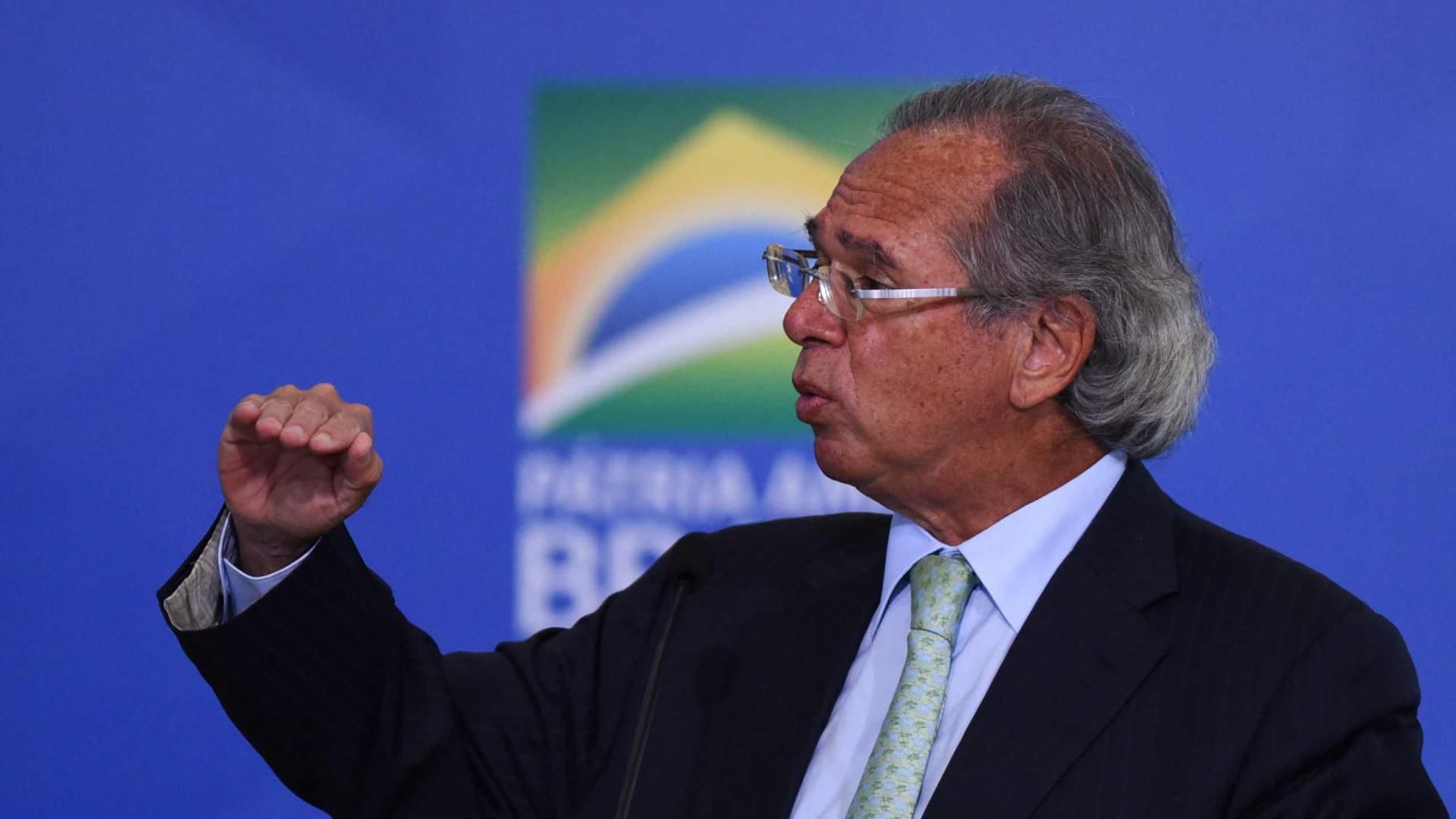 Caso o pior aconteça, País tem protocolo de crise aperfeiçoado agora, diz Guedes