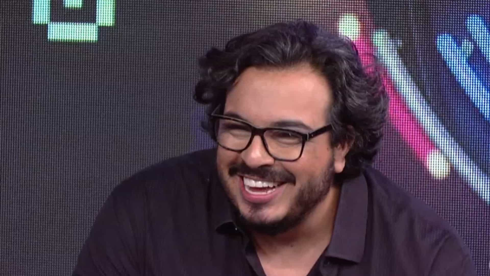 Luis Lobianco e Paulinho Serra dizem que elenco de 'Vai que Cola' está 'cheio de gás'