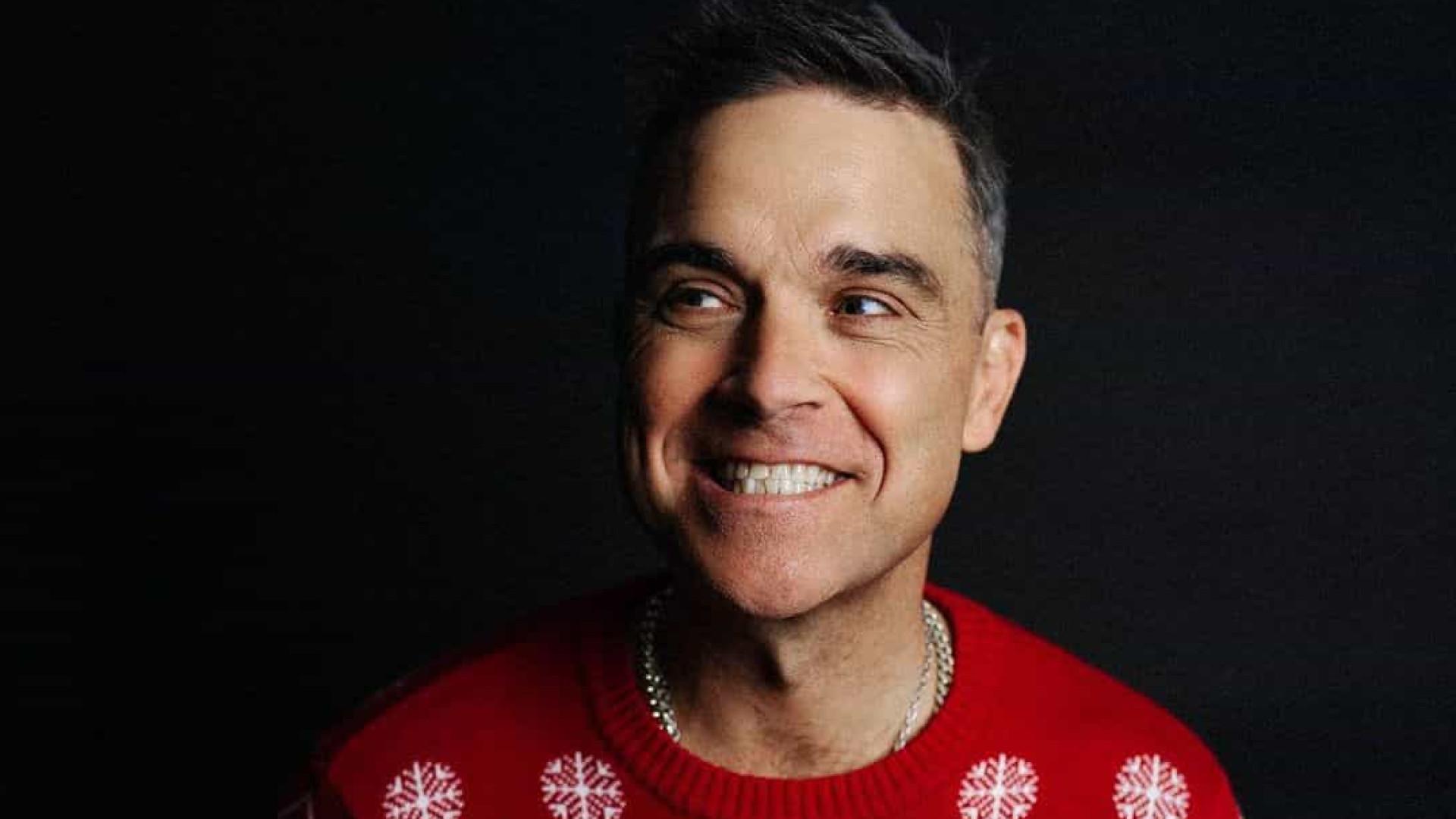 Natal em tempos de pandemia: a nova música de Robbie Williams