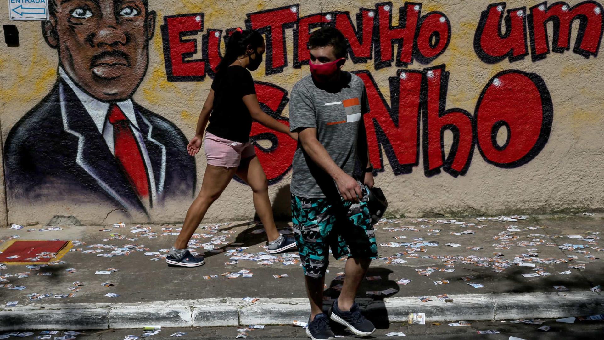 Brasil registra mais 552 óbitos e ultrapassa os 6 milhões de contágios