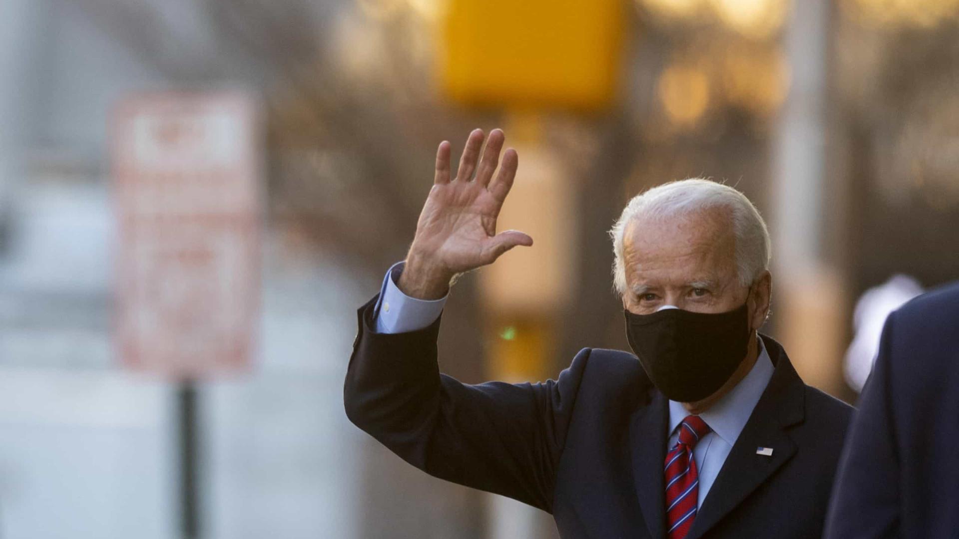 """Mourão diz que governo já reconheceu """"tacitamente"""" vitória de Biden"""