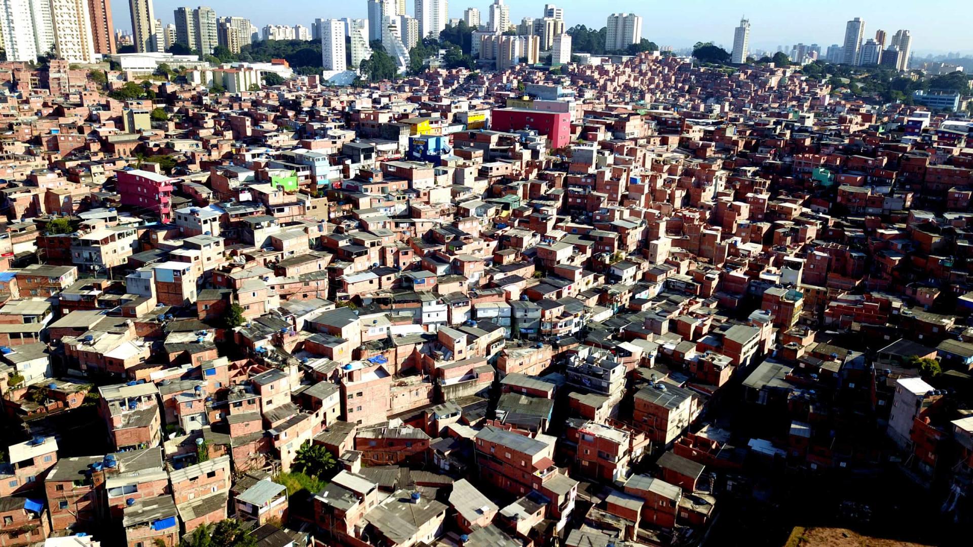 Paraisópolis, em SP, vê aumento no número de casos de síndrome respiratória