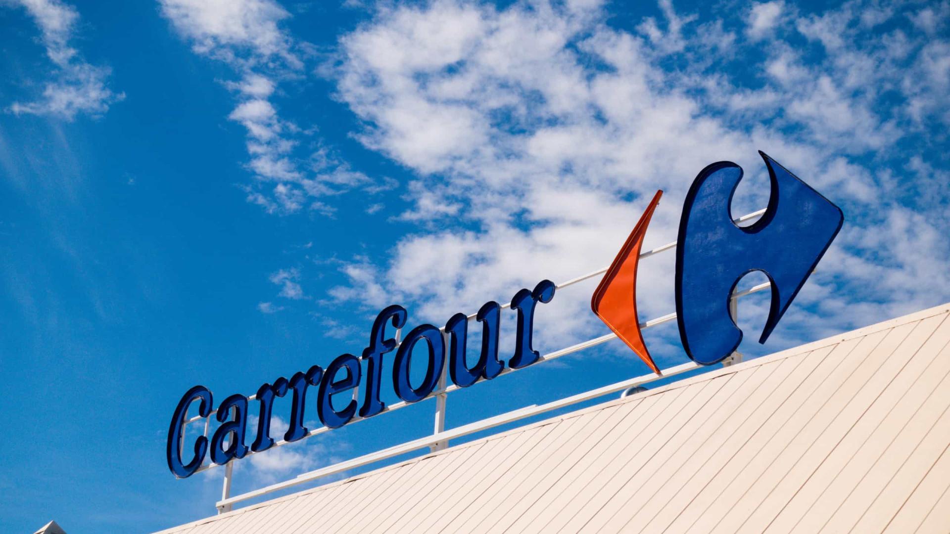 Proposta de fusão faz Carrefour recuperar perdas após morte de Beto Freitas