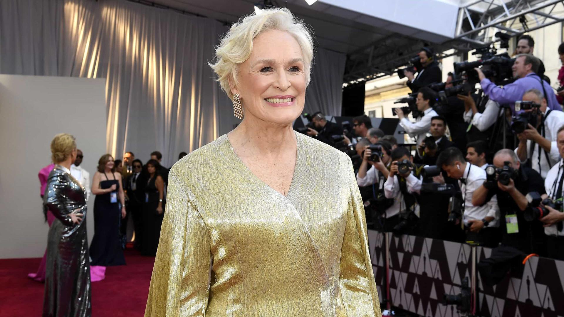 Glenn Close lamenta que Fernanda Montenegro tenha perdido o Oscar