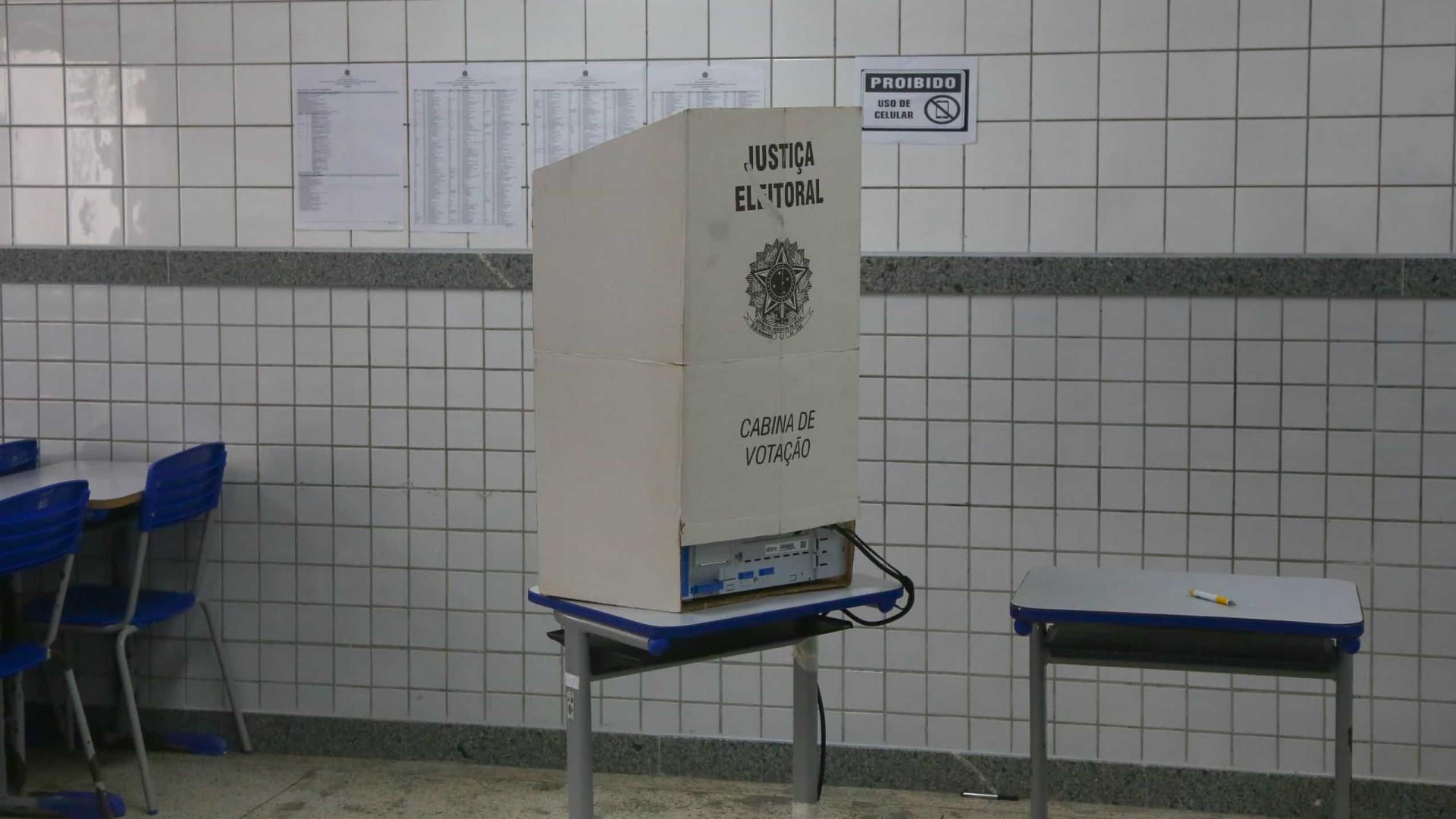 Cinco municípios elegeram novos prefeitos neste domingo