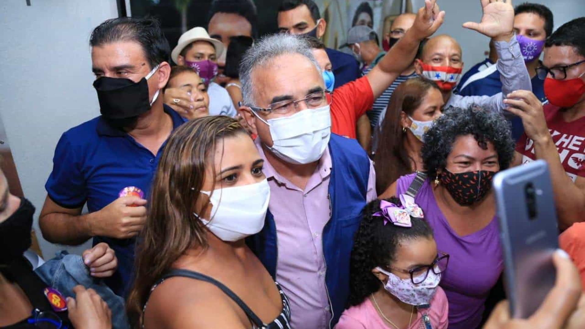 Edmilson Rodrigues é eleito em Belém