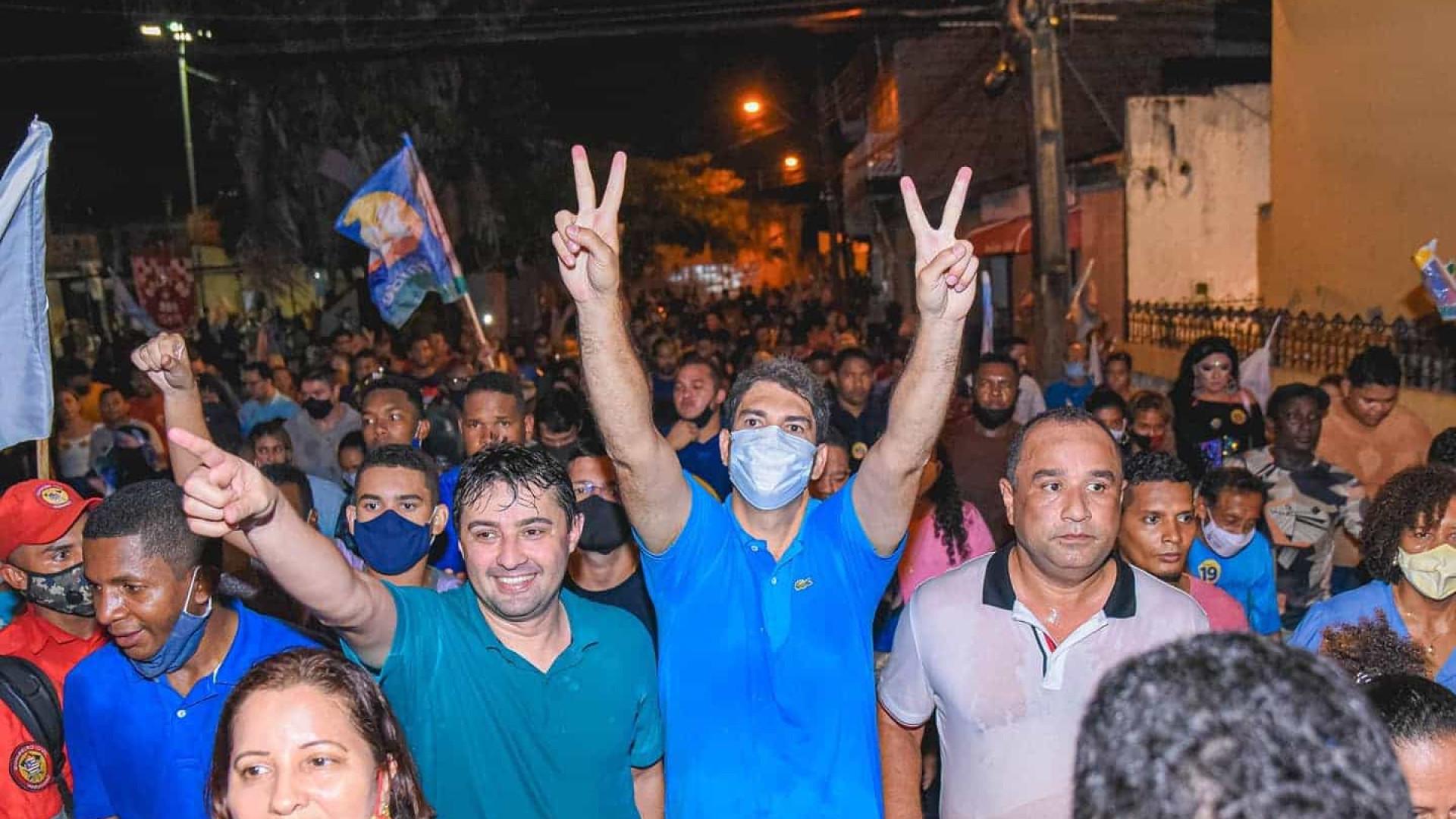 Eduardo Braide (PODE) é eleito prefeito de São Luis com 55,87% dos votos