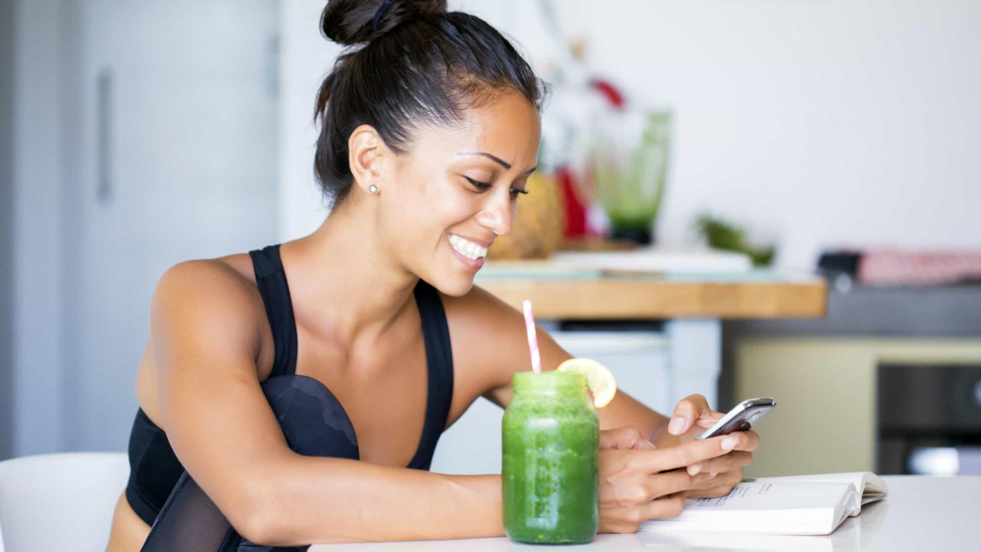 O suco verde pós-treino que acelera a perda de peso