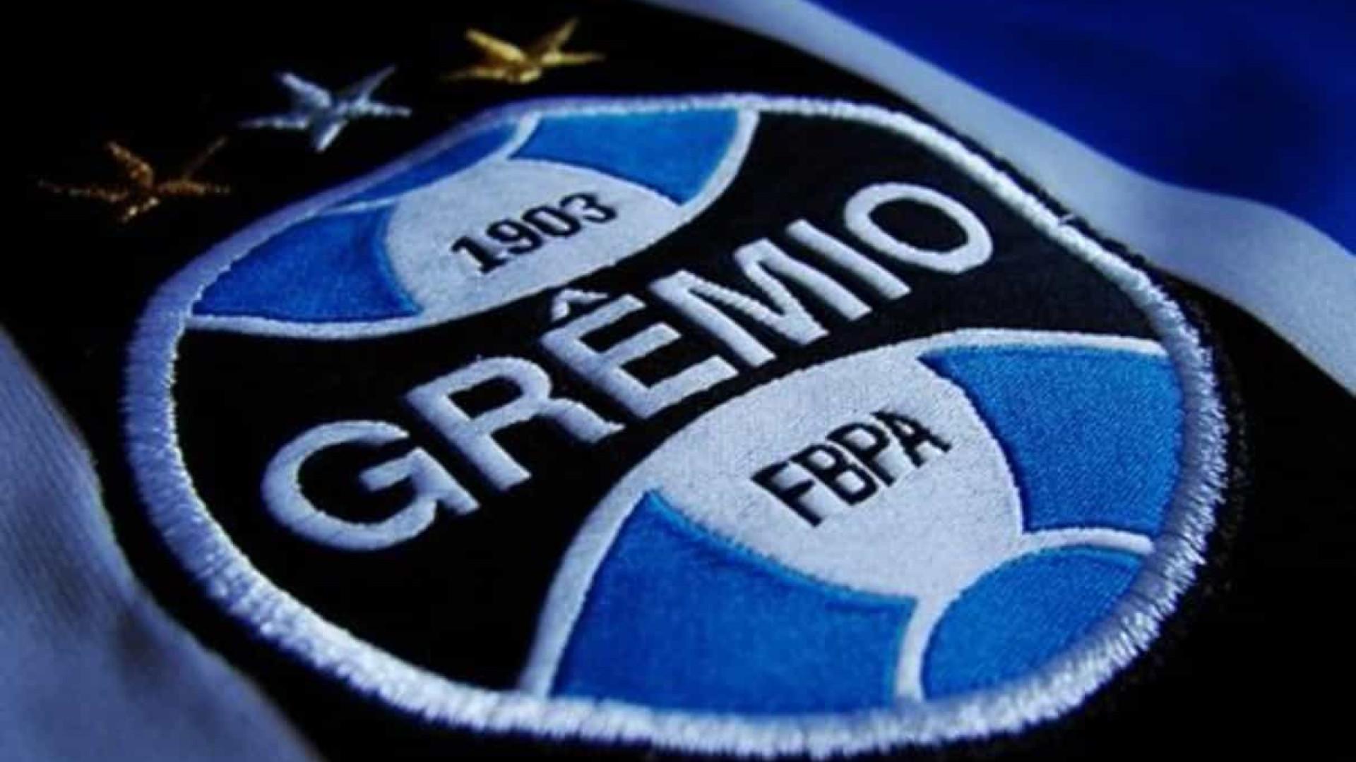 Após vice na Copa do Brasil, Grêmio faz mudanças na diretoria