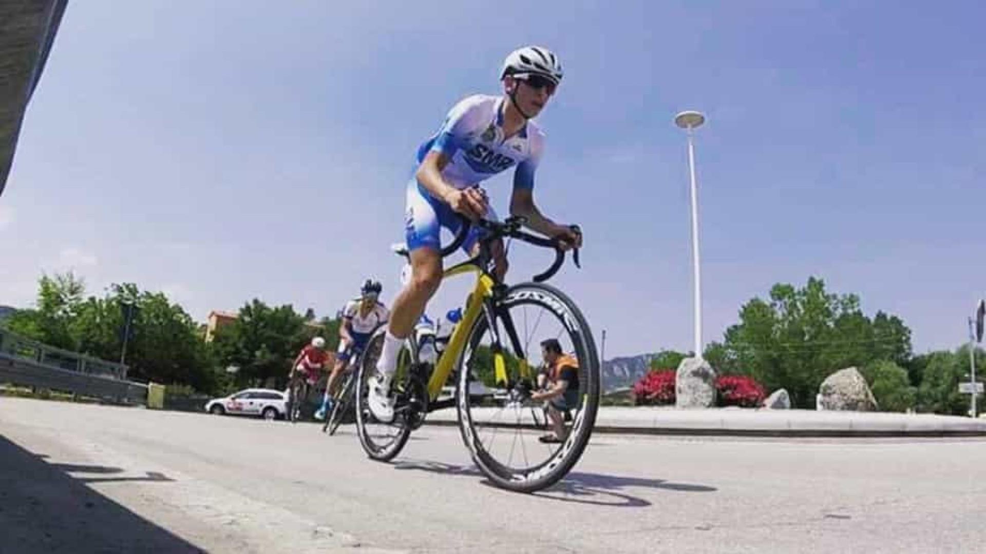 Ciclista de 21 anos morre após diagnóstico de Covid-19