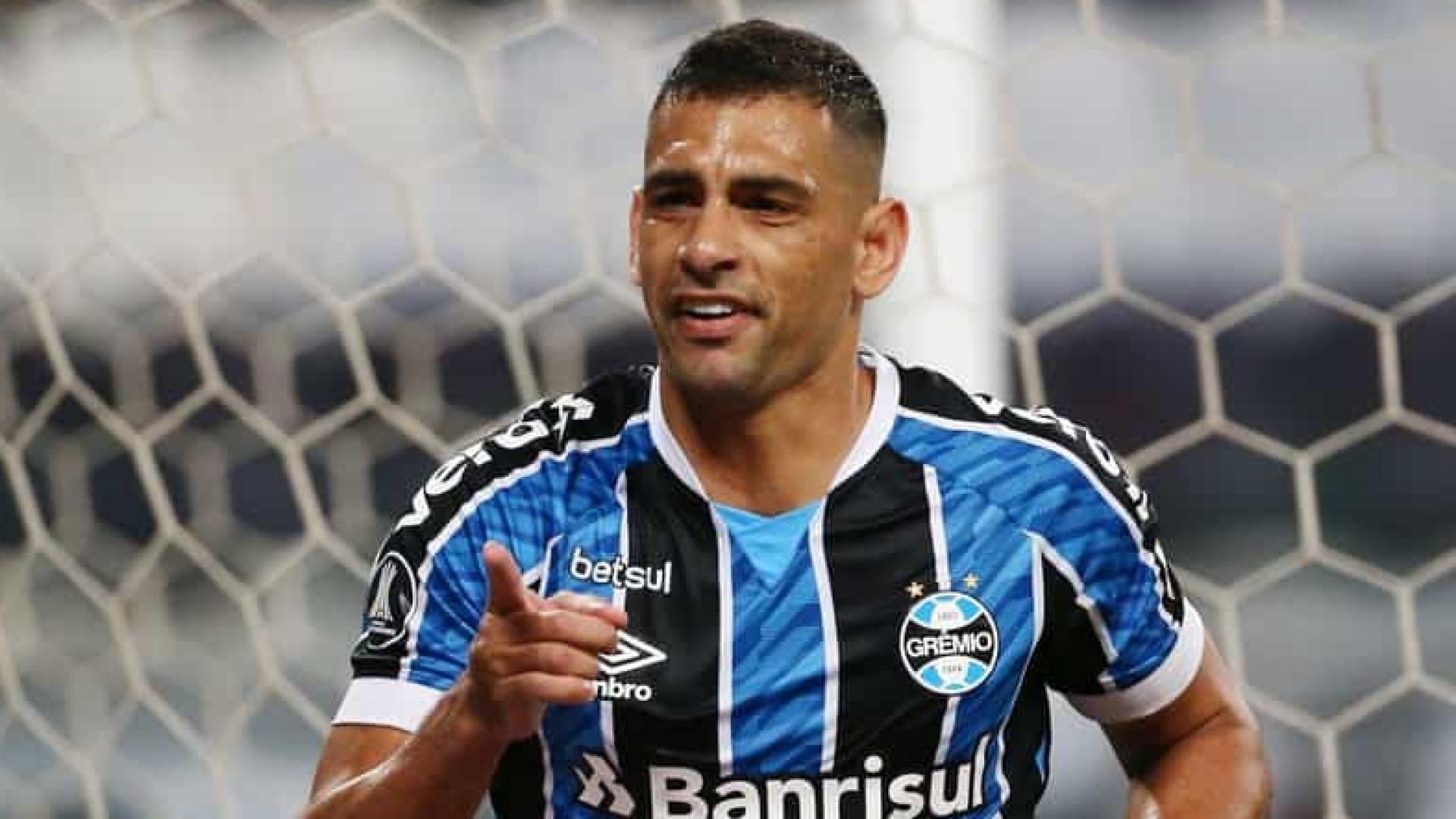 Diego Souza admite nervosismo antes de final e espera repetir dancinha