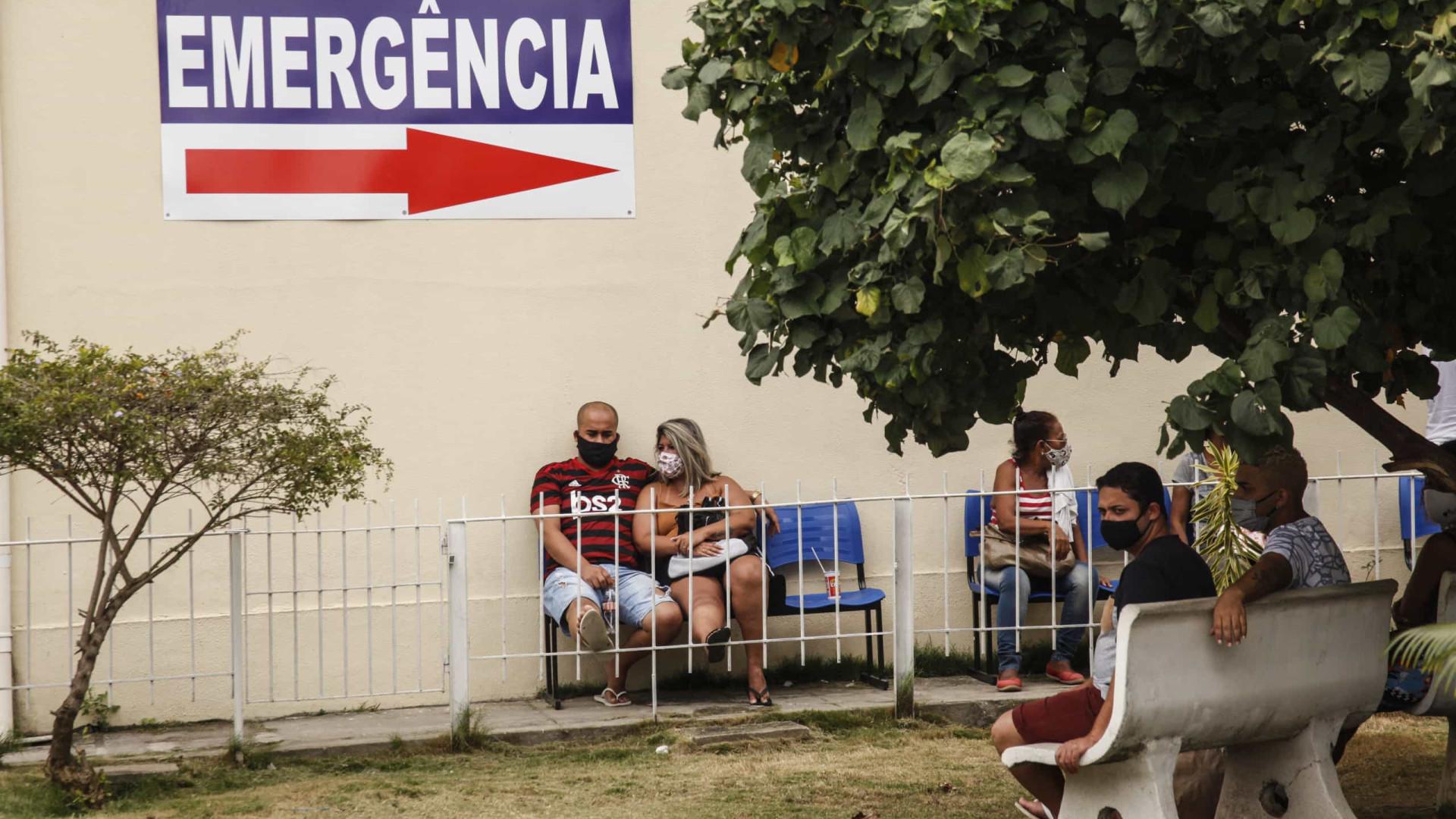 SP confirma três primeiros casos de covid por variante do coronavírus de Manaus