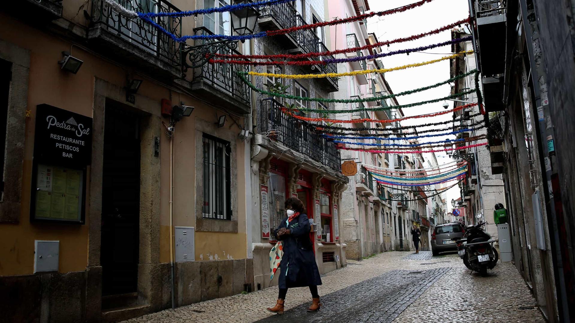 Governo põe Lisboa em alerta devido a aumento de casos de Covid-19