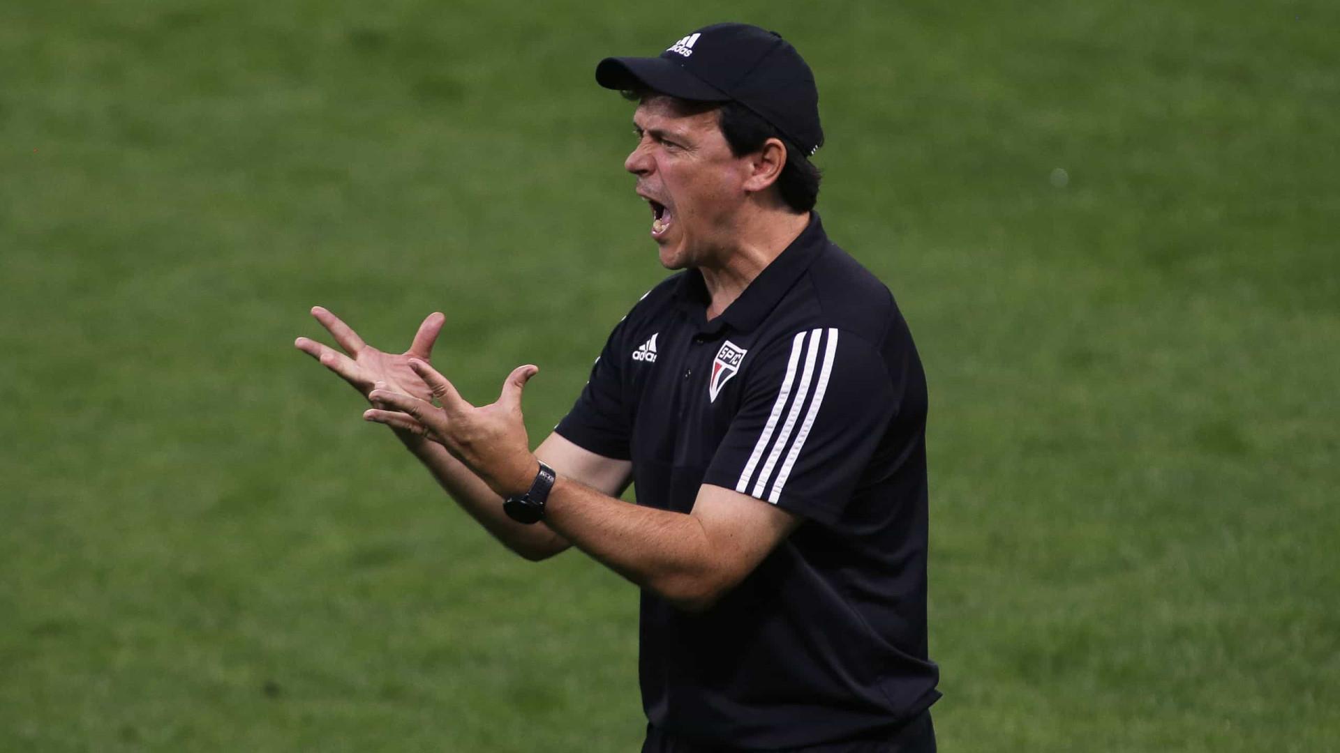 Sem margem para errar, São Paulo recebe Inter para manter liderança do Brasileiro