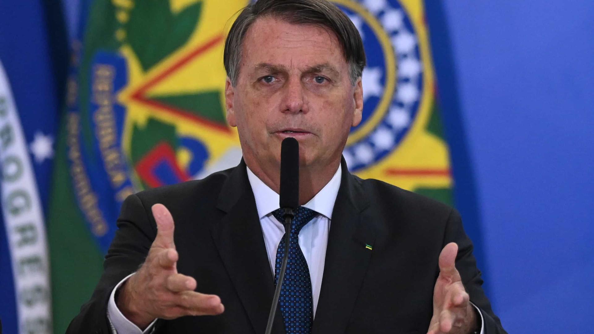 Bolsonaro descarta que medidas anticrise se tornem permanentes