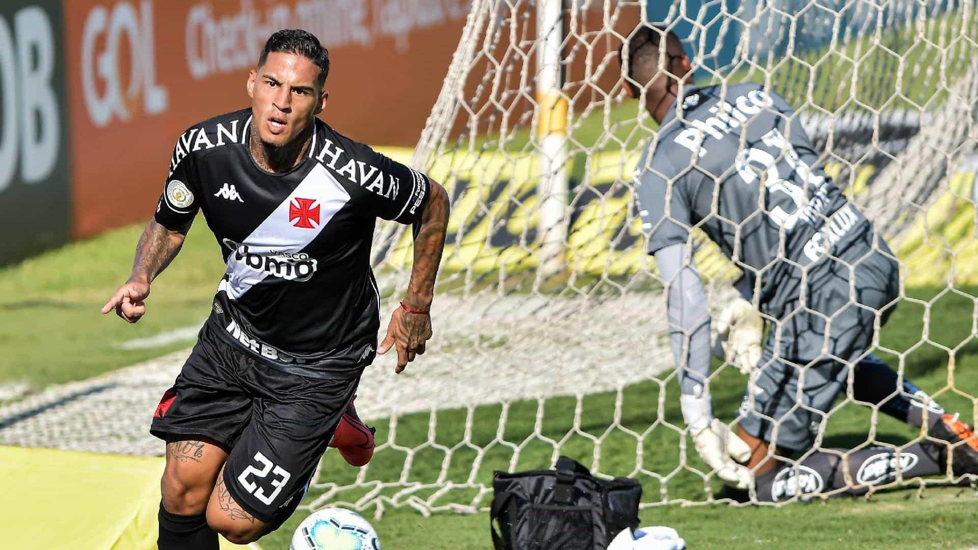 Santos perde do Vasco e fecha idas ao Rio com só um de 12 pontos disputados