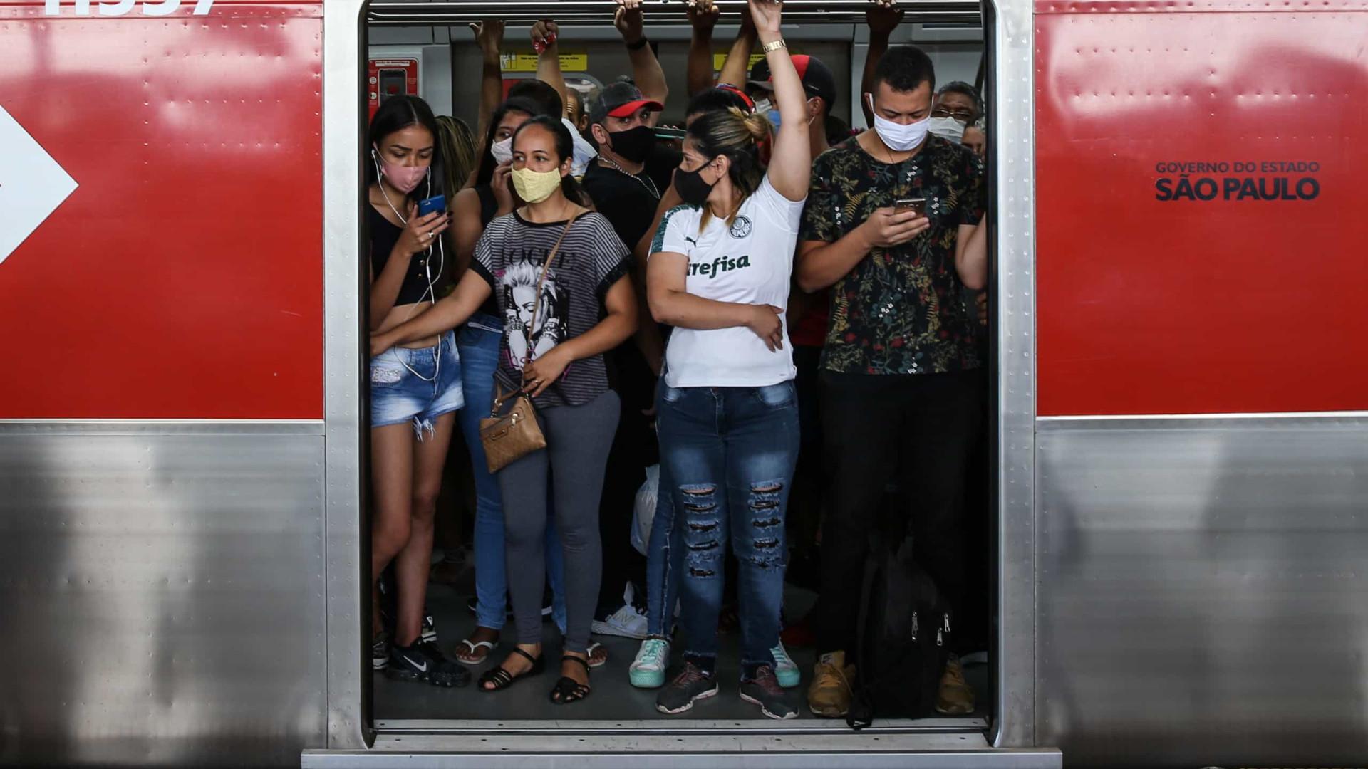Brasil chega a 186,7 mil mortes por Covid-19