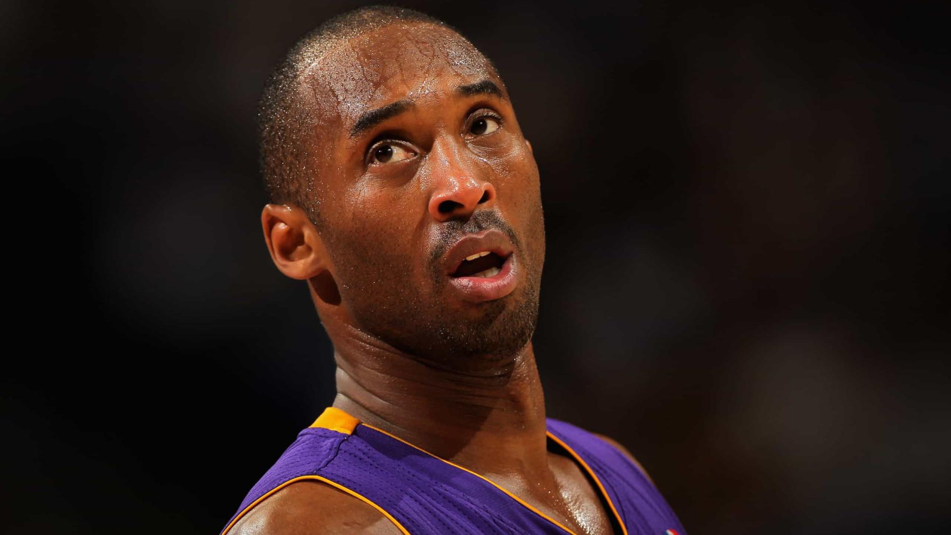 Viúva de Kobe Bryant, morto há um ano, revela que perda 'ainda não parece real'