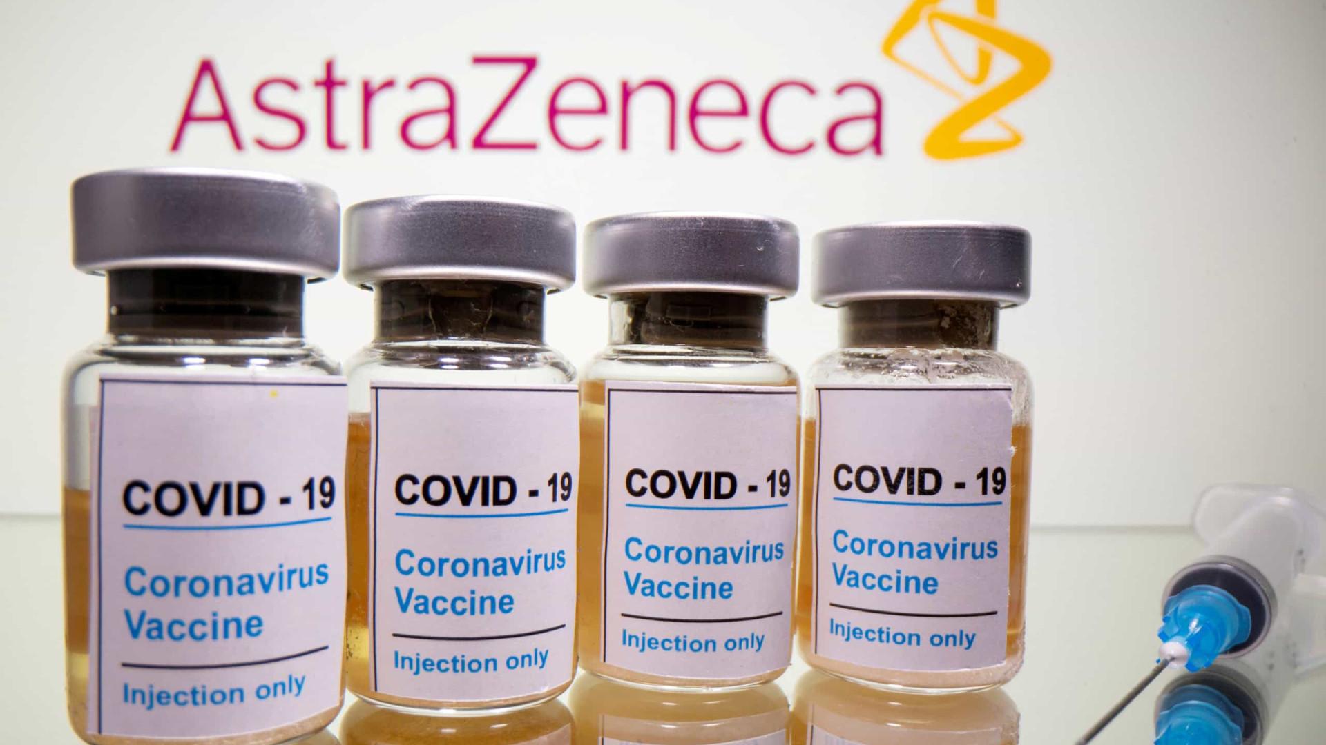 EMA inicia avaliação de medicamento da AstraZeneca para a Covid-19
