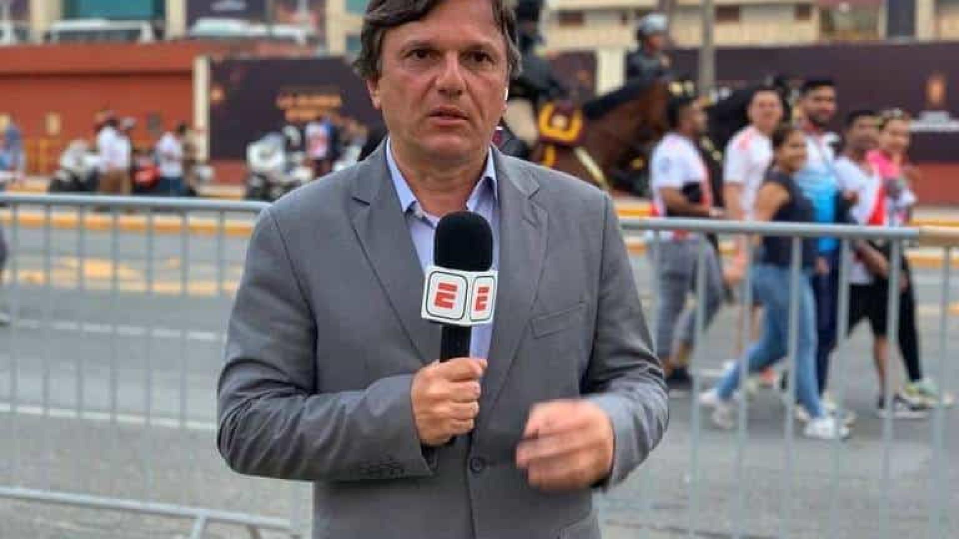 Mauro Cezar anuncia saída da ESPN após 16 anos na emissora