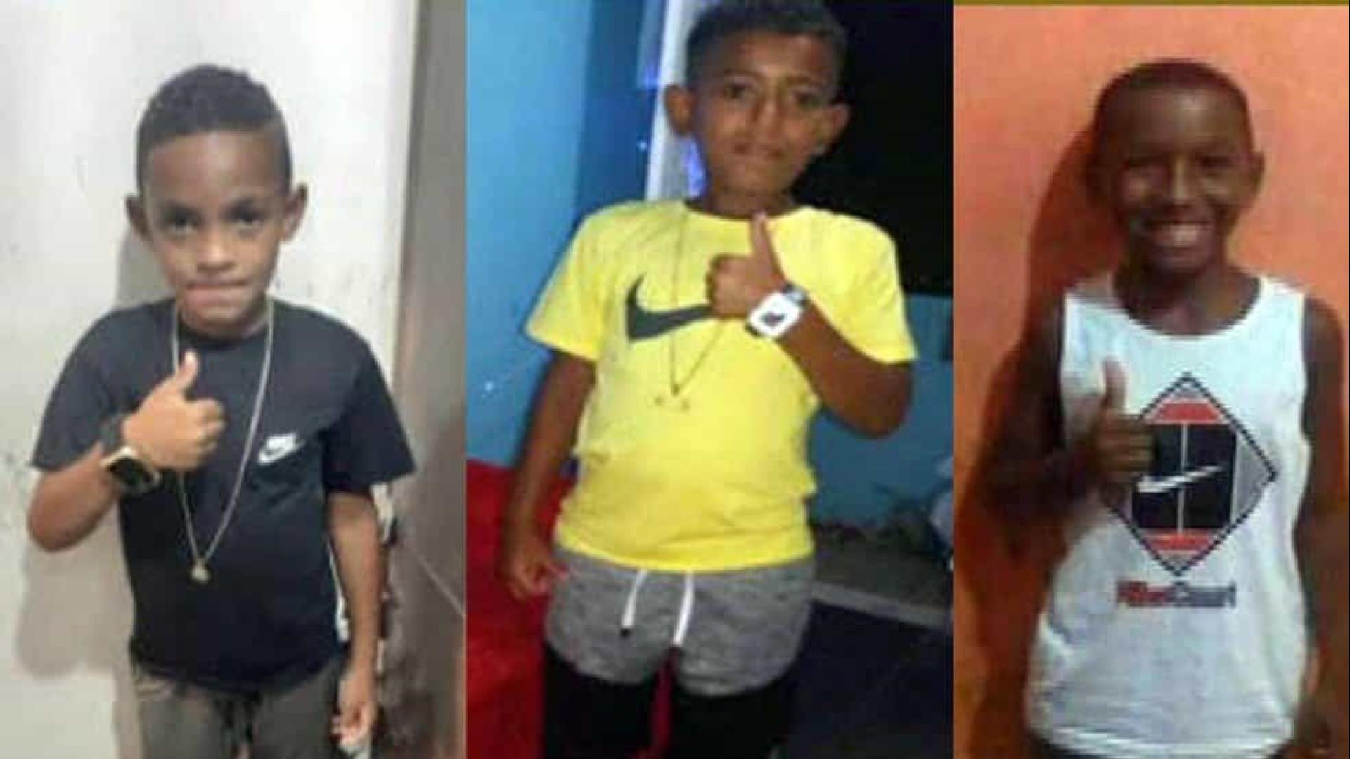 Traficantes mataram meninos desaparecidos há 9 meses em Belford Roxo, diz secretário
