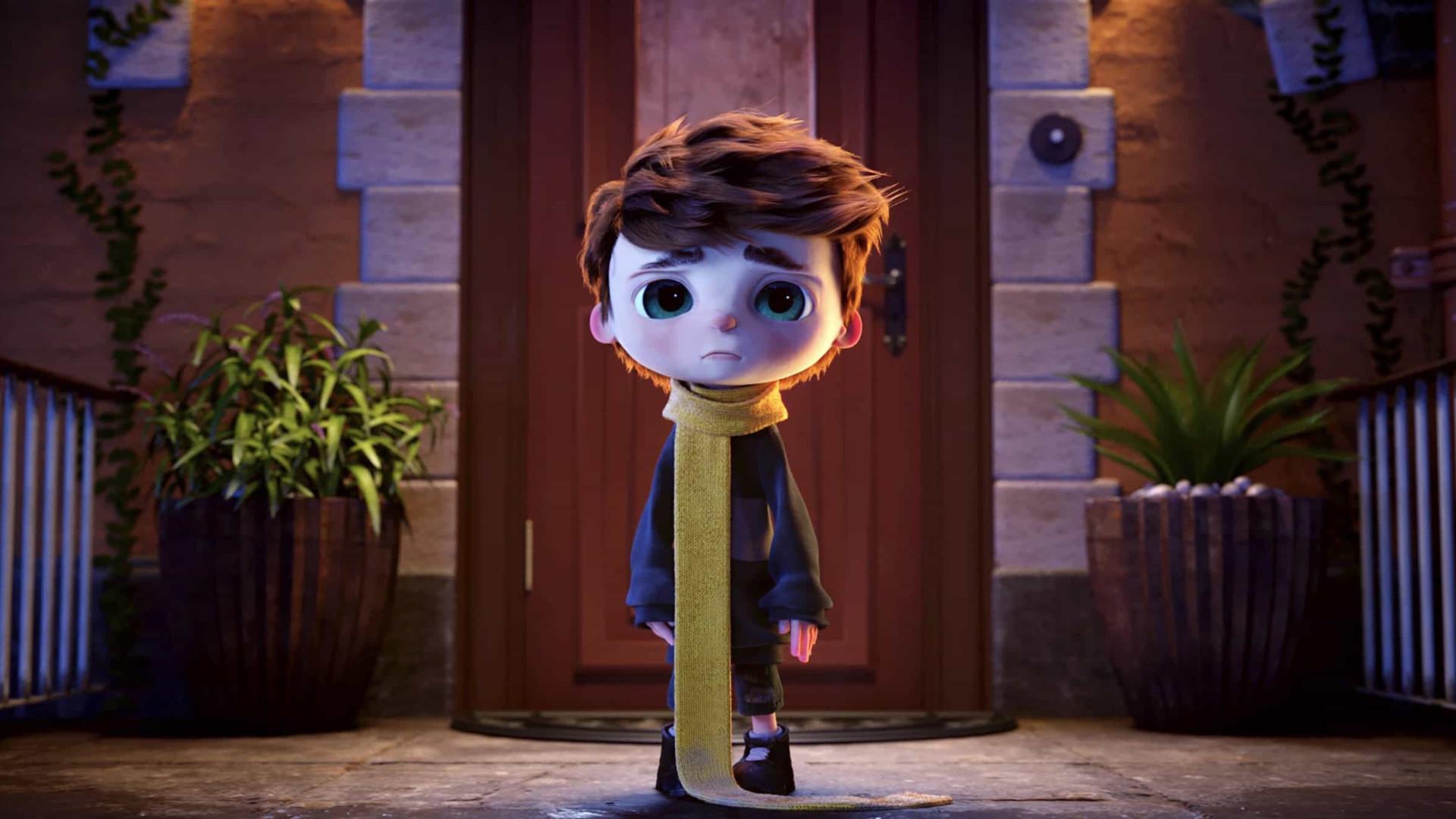 Animação brasileira 'Umbrella' quer seduzir o Oscar com clima meloso