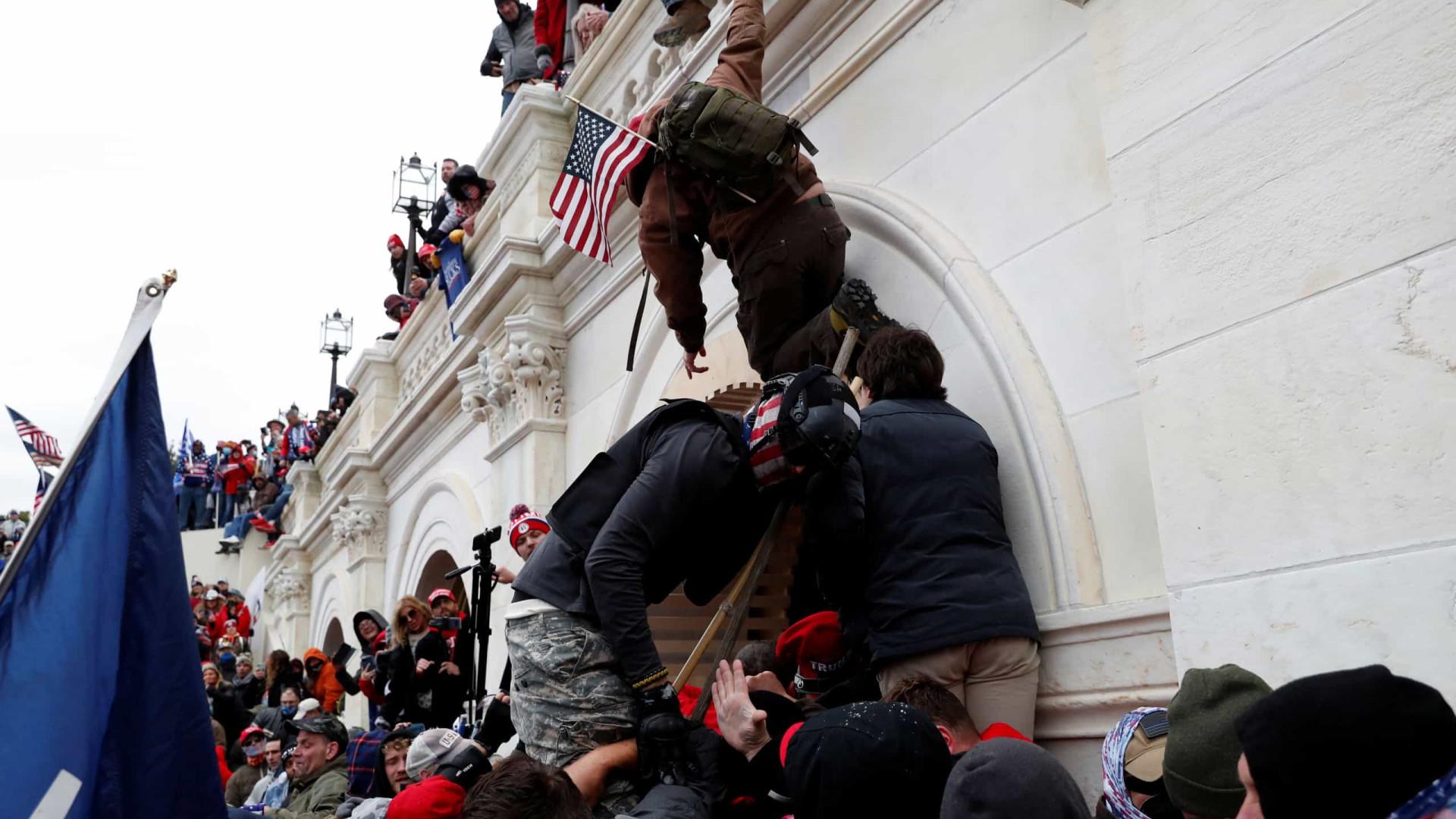 Maioria das denúncias contra invasores nos EUA vem de familiares