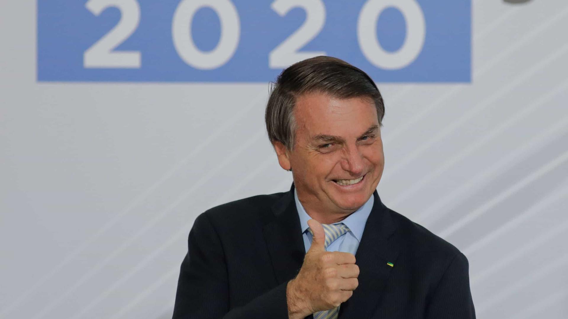 'Estou namorando outro partido onde eu seria dono', diz Bolsonaro